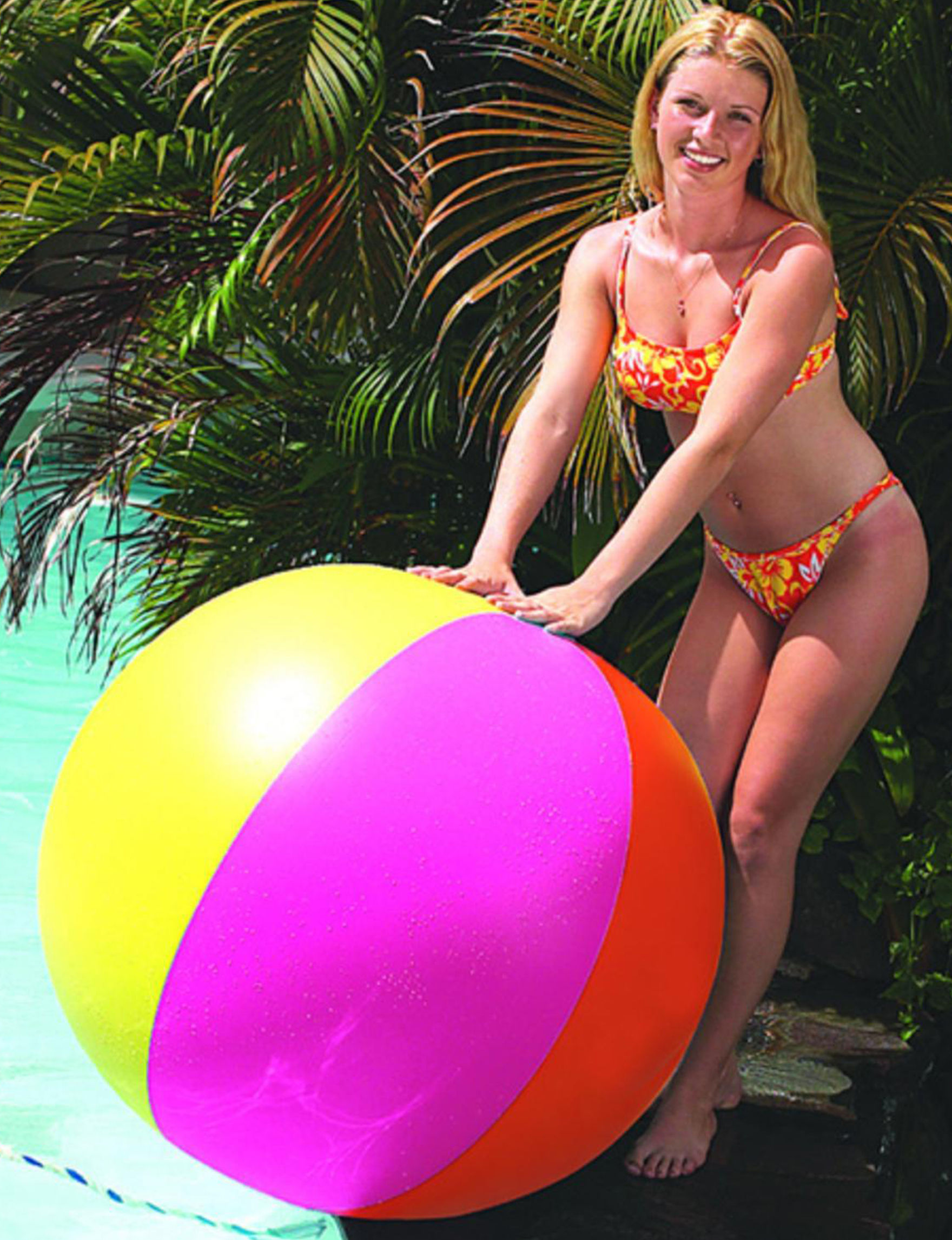 Pool Central Multi Color Pool Floats Camping & Outdoor Gear