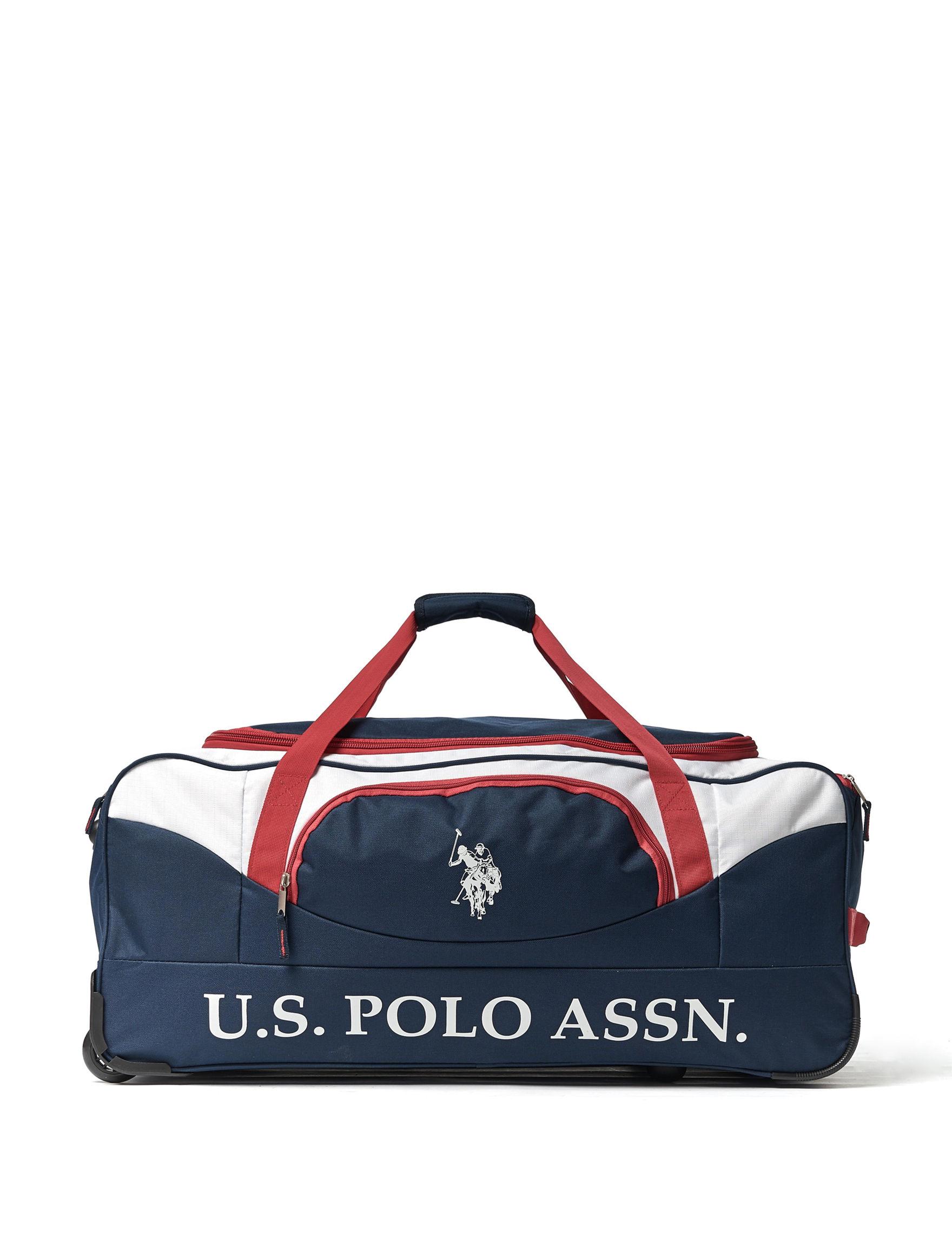 U.S. Polo Assn.  Duffle Bags