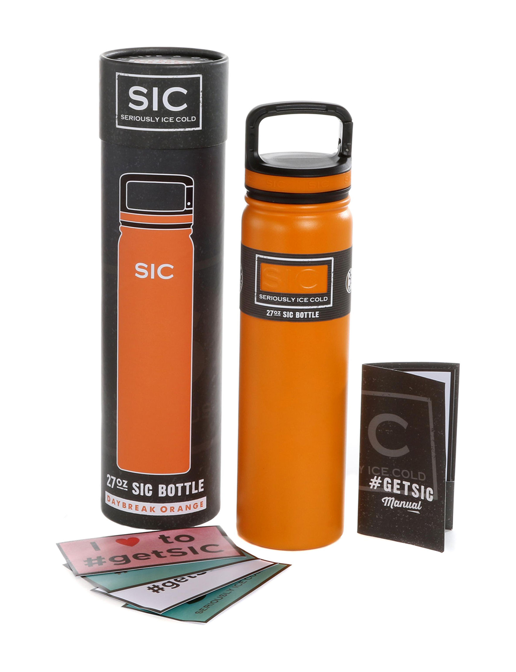 Sic Seriously Ice Cold  Tumblers Drinkware