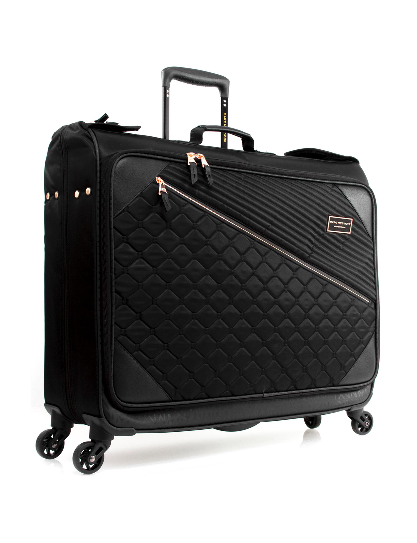 Marc New York Black Upright Spinners