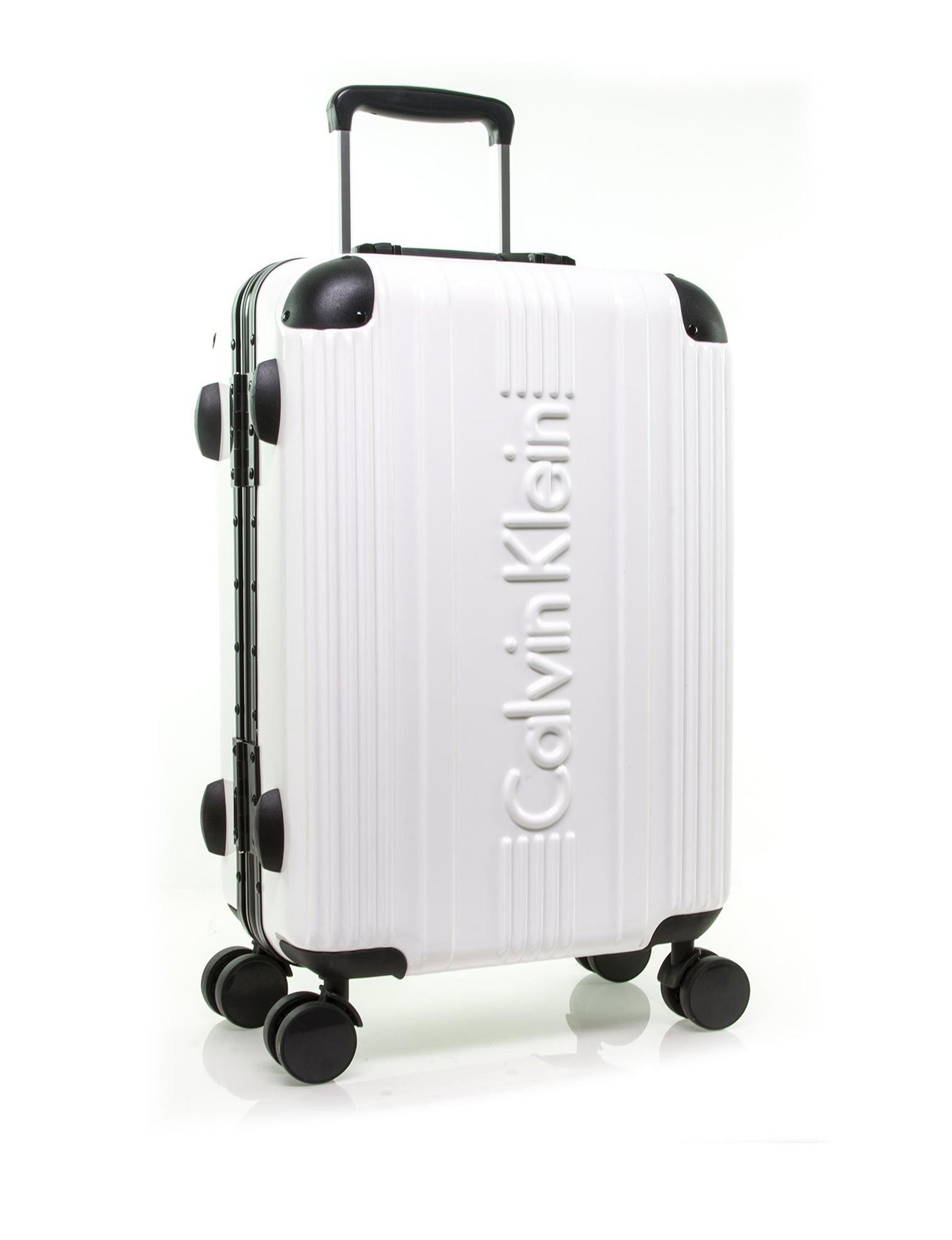 Calvin Klein White Upright Spinners