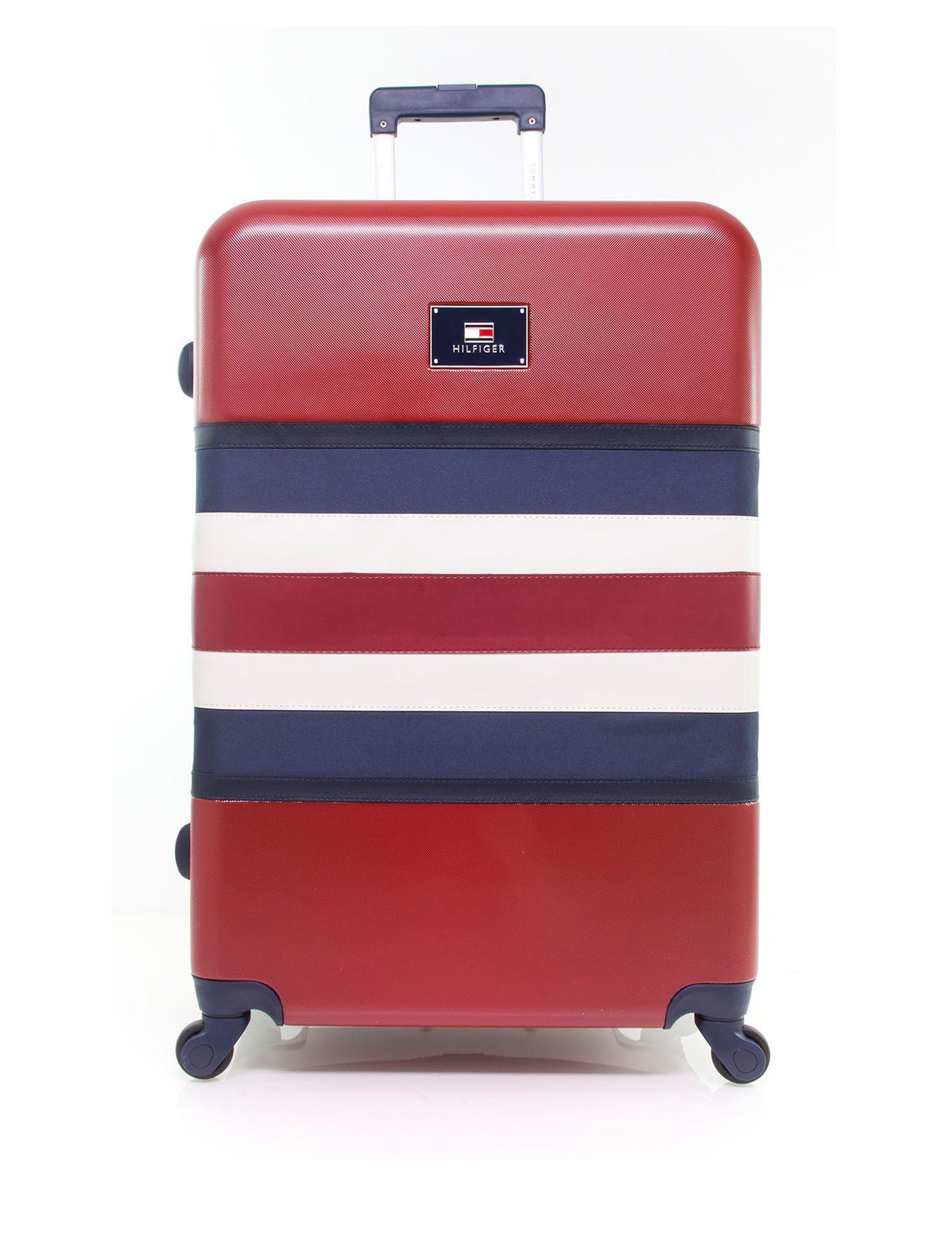 Tommy Hilfiger Red / Navy Upright Spinners