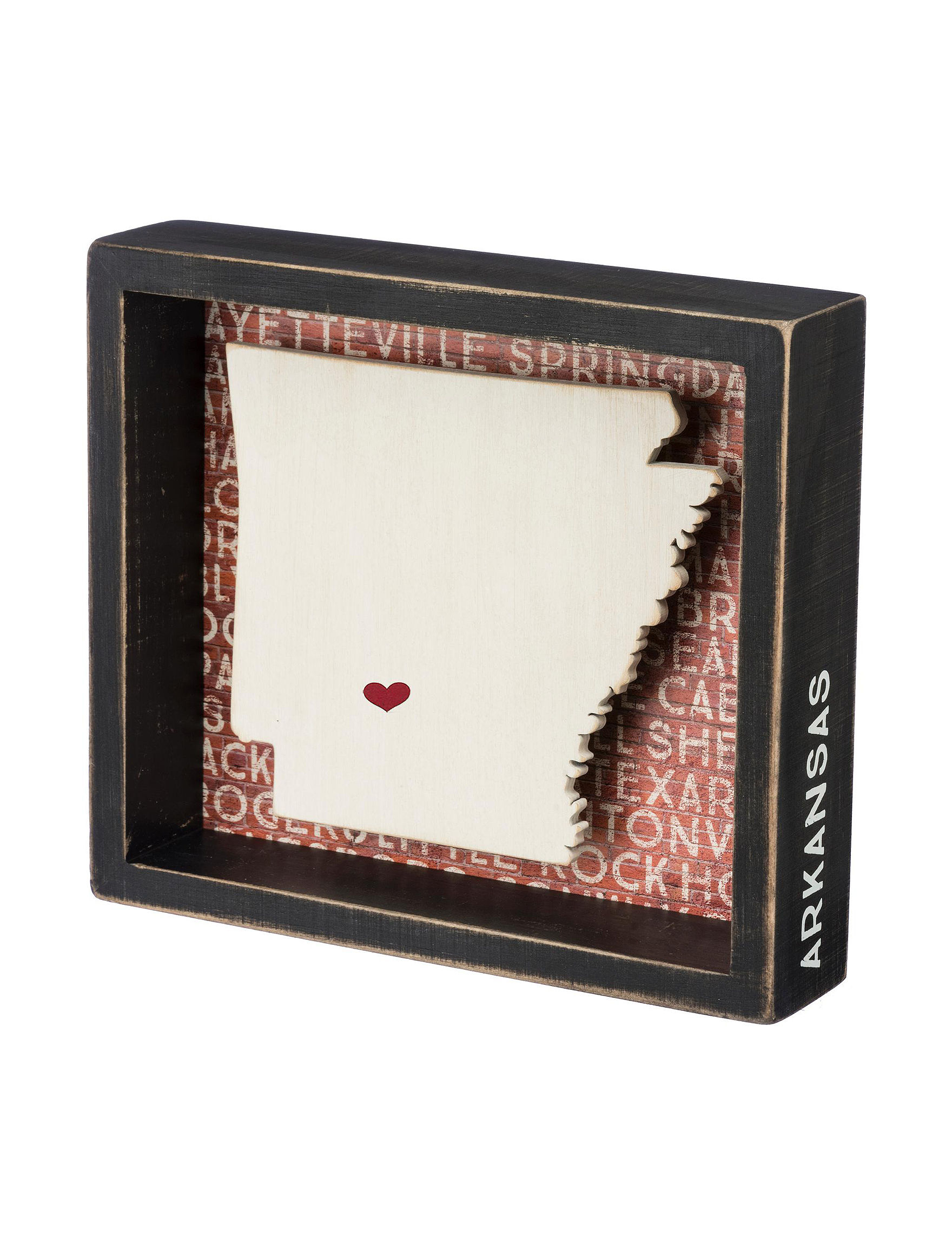 Primitives by Kathy Black Frames & Shadow Boxes Home Accents