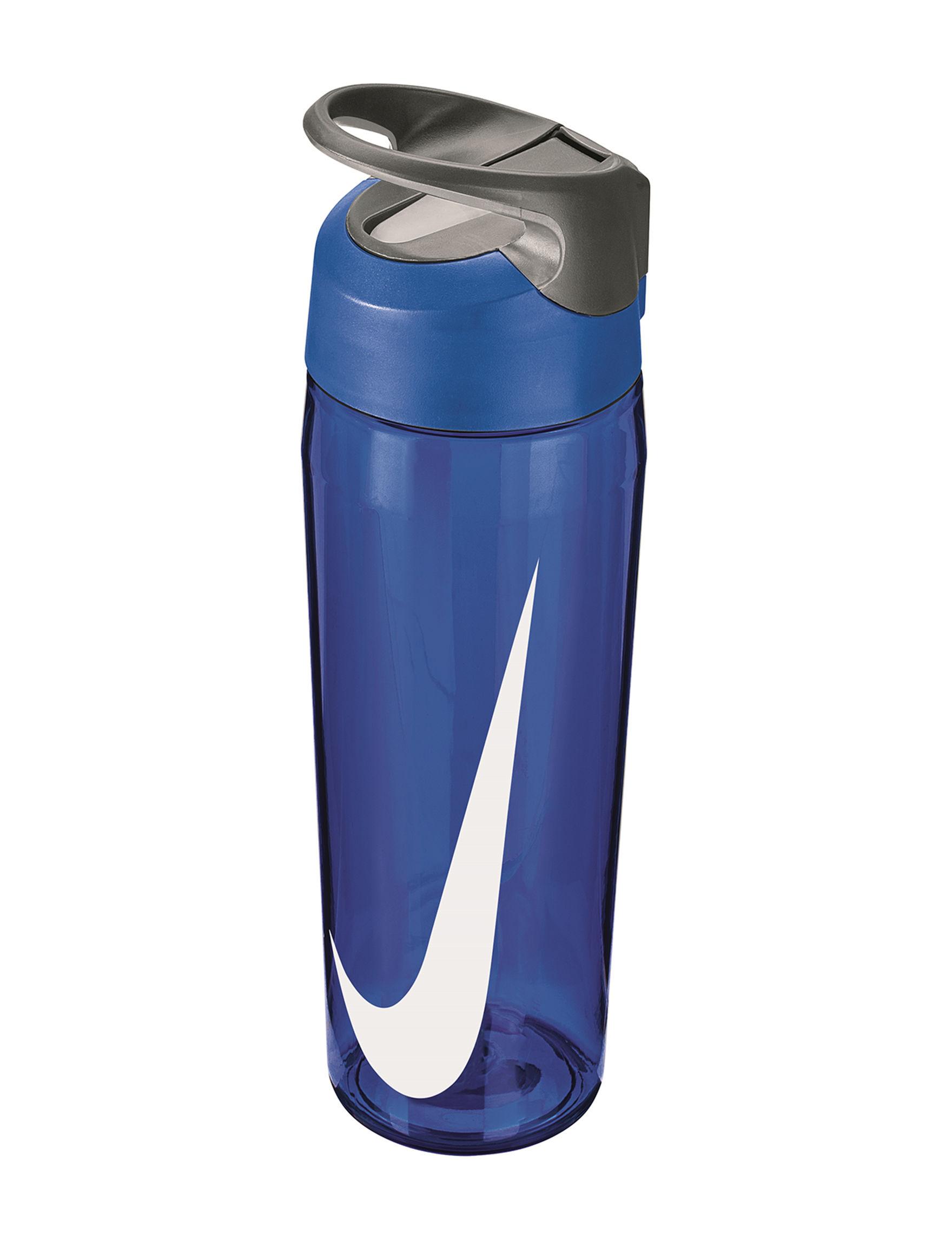Nike Royal Blue Water Bottles Drinkware