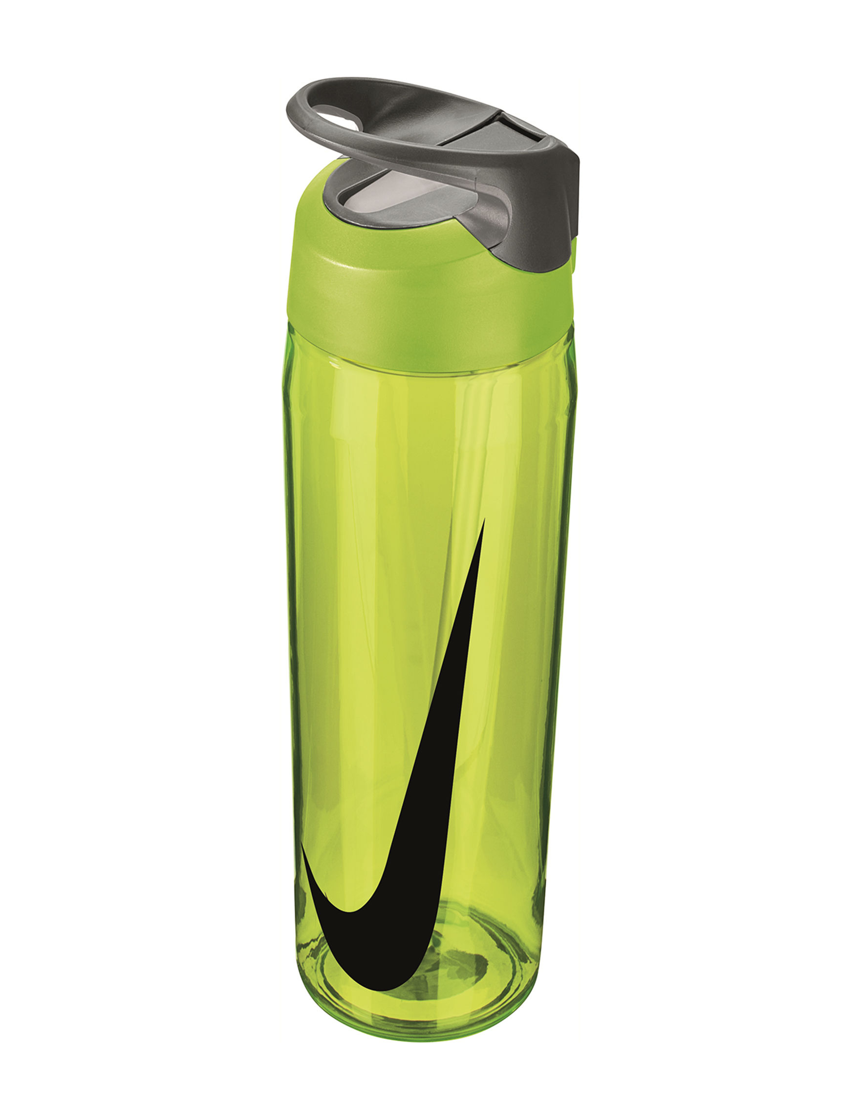 Nike Green Water Bottles Drinkware