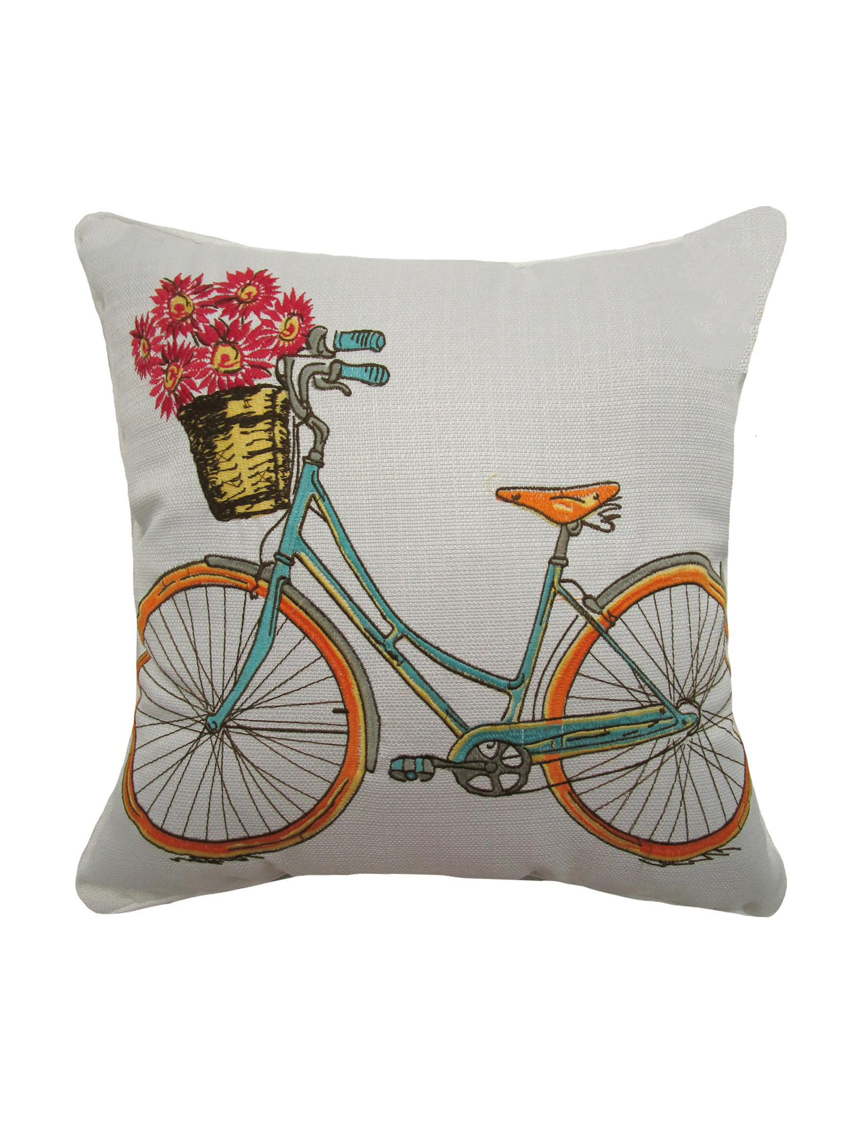 Home Fashions International  Decorative Pillows Outdoor Decor