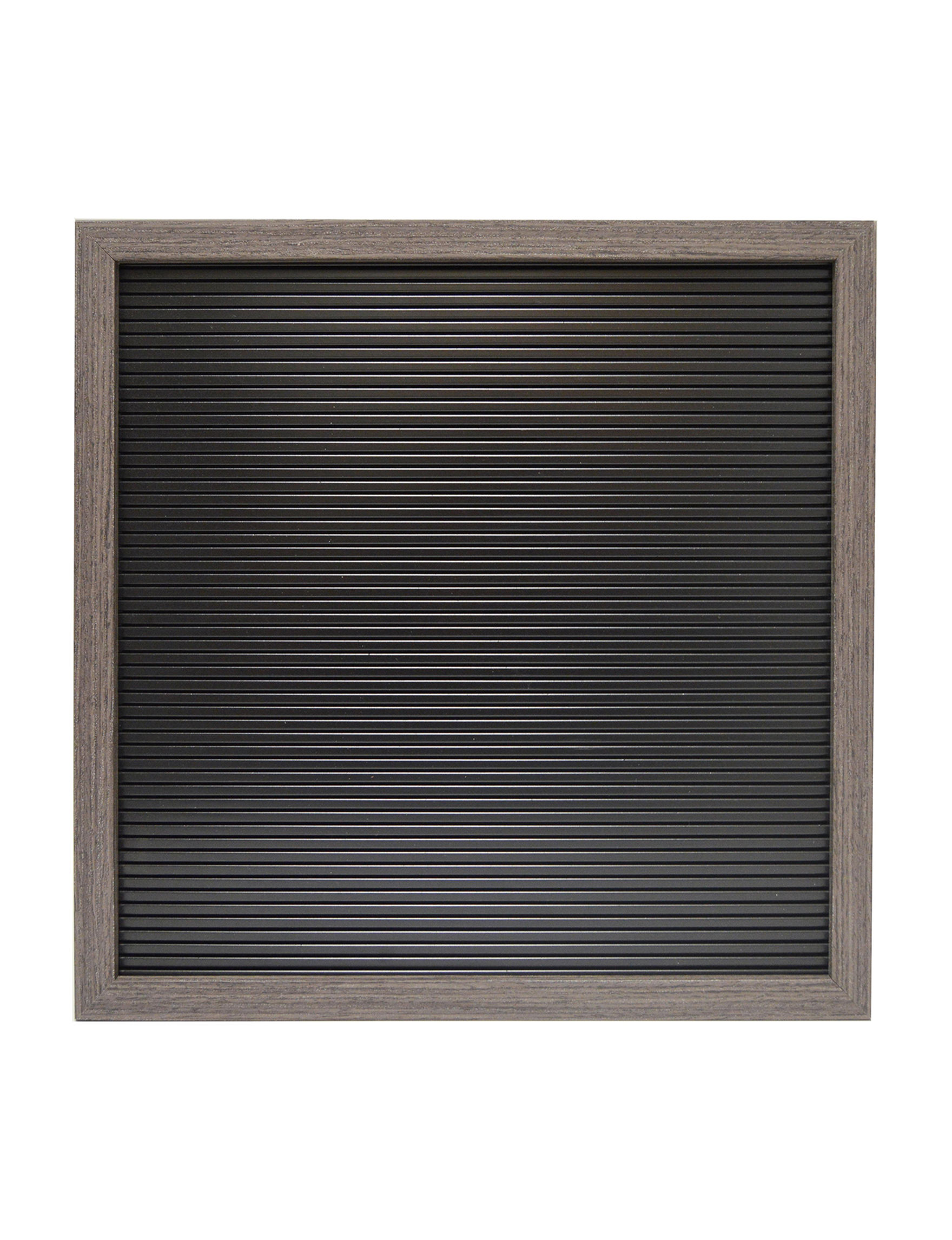 New View Black Message Boards Home Accents