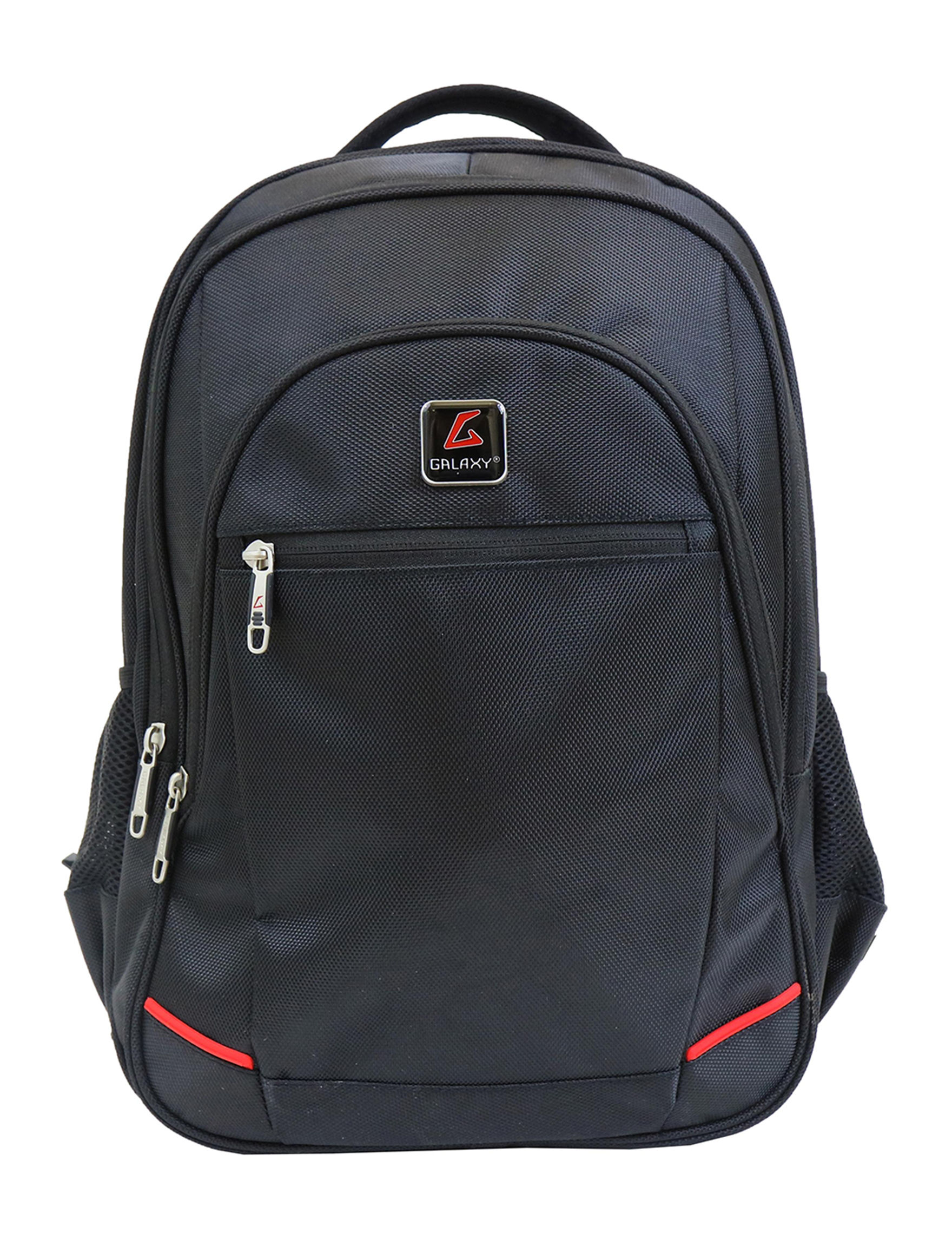Galaxy by Harvic Black Bookbags & Backpacks