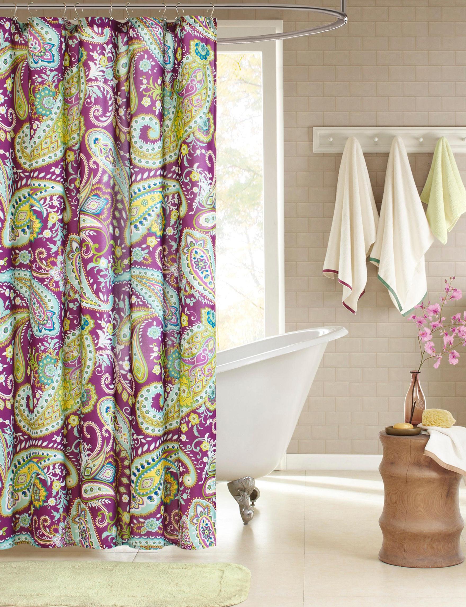 Intelligent Design  Shower Curtains & Hooks