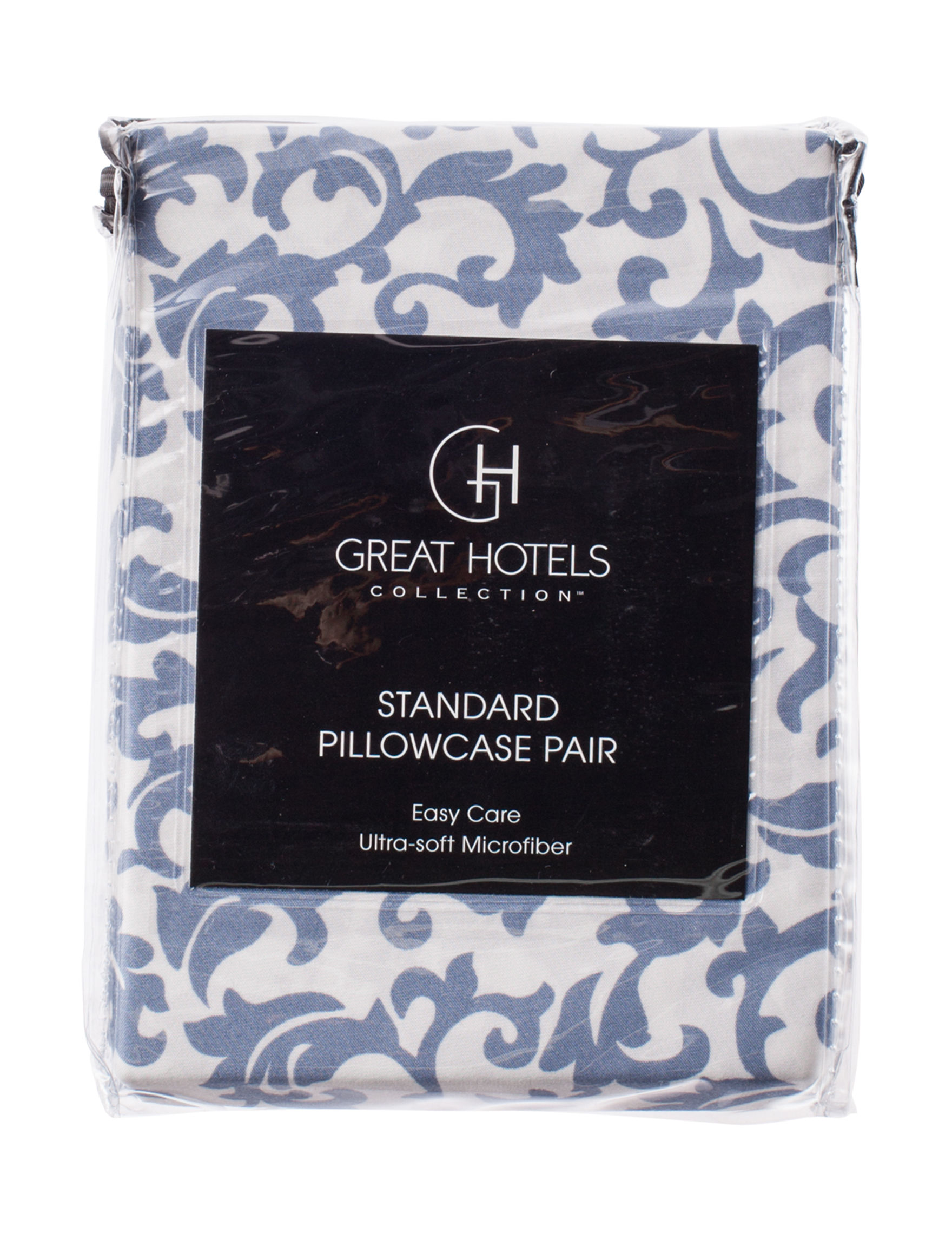 Great Hotels Collection  Pillowcases & Pillow Shams