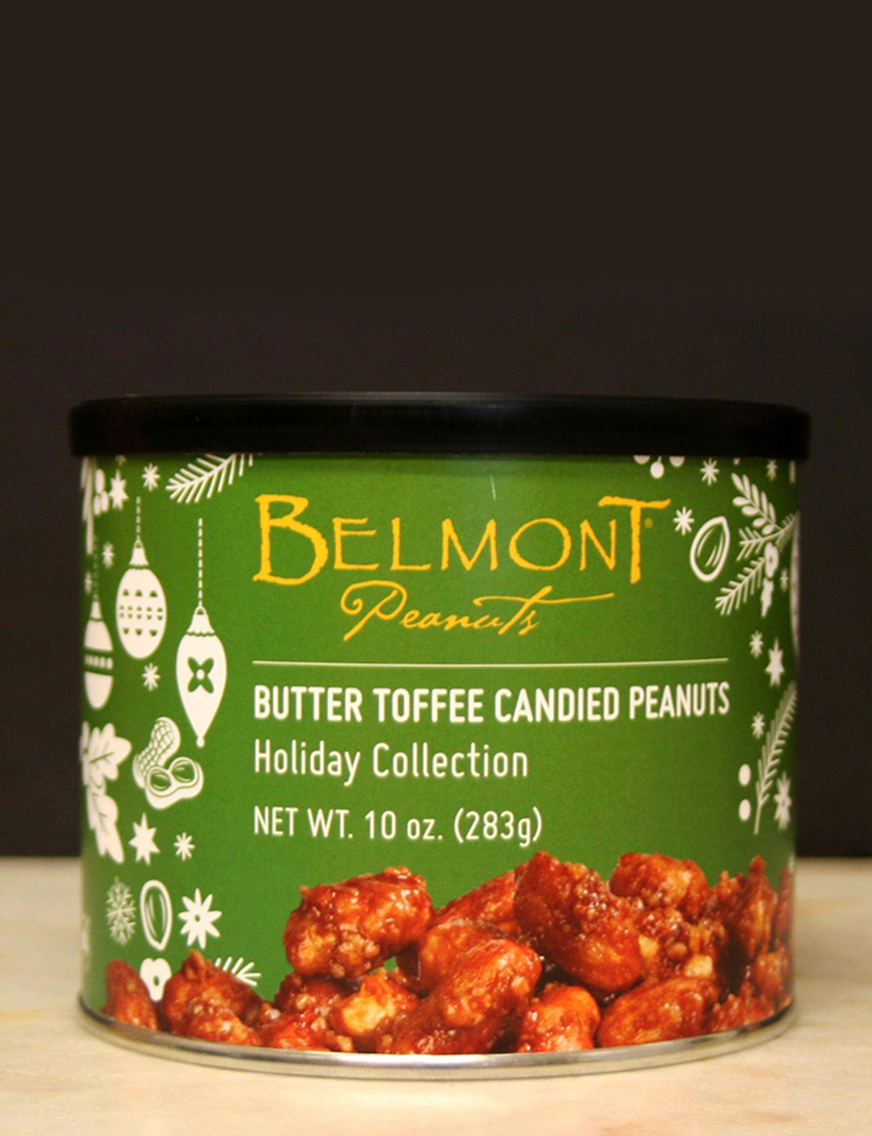 Belmont Peanuts Green Savory Treats Gourmet Food & Beverages