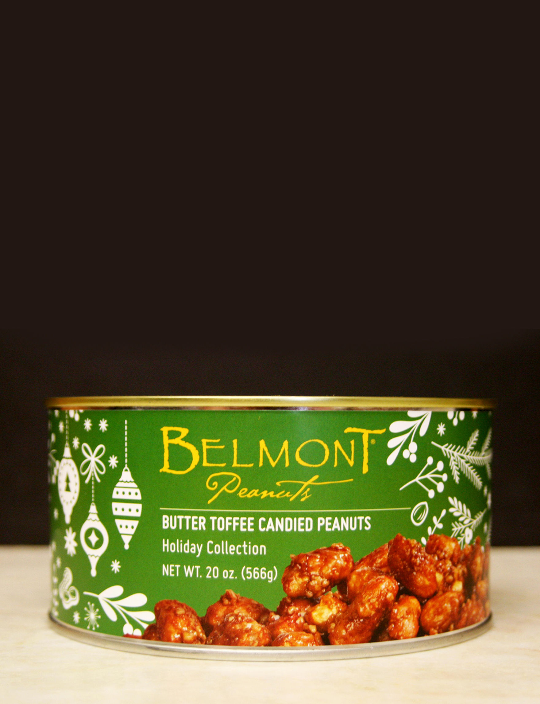 Belmont Peanuts Green Savory Treats Gourmet Food & Beverages