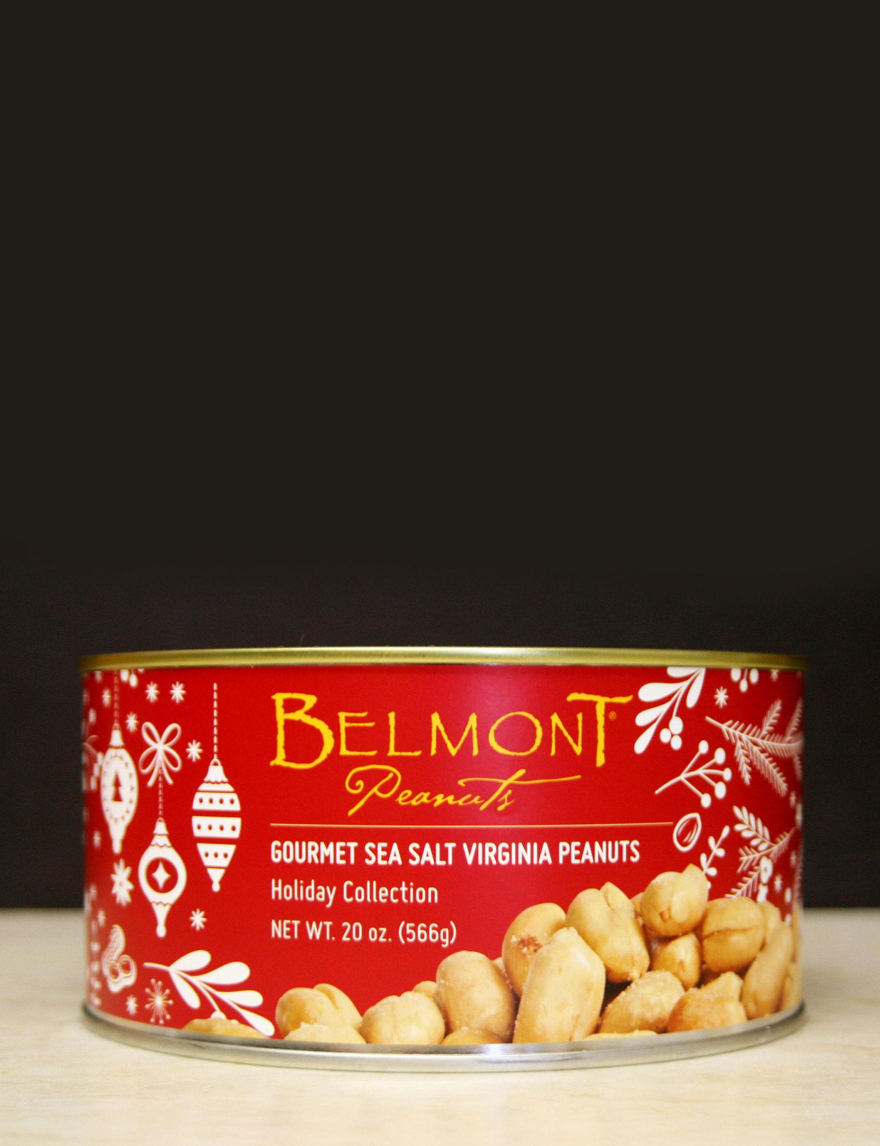 Belmont Peanuts Red Savory Treats Gourmet Food & Beverages
