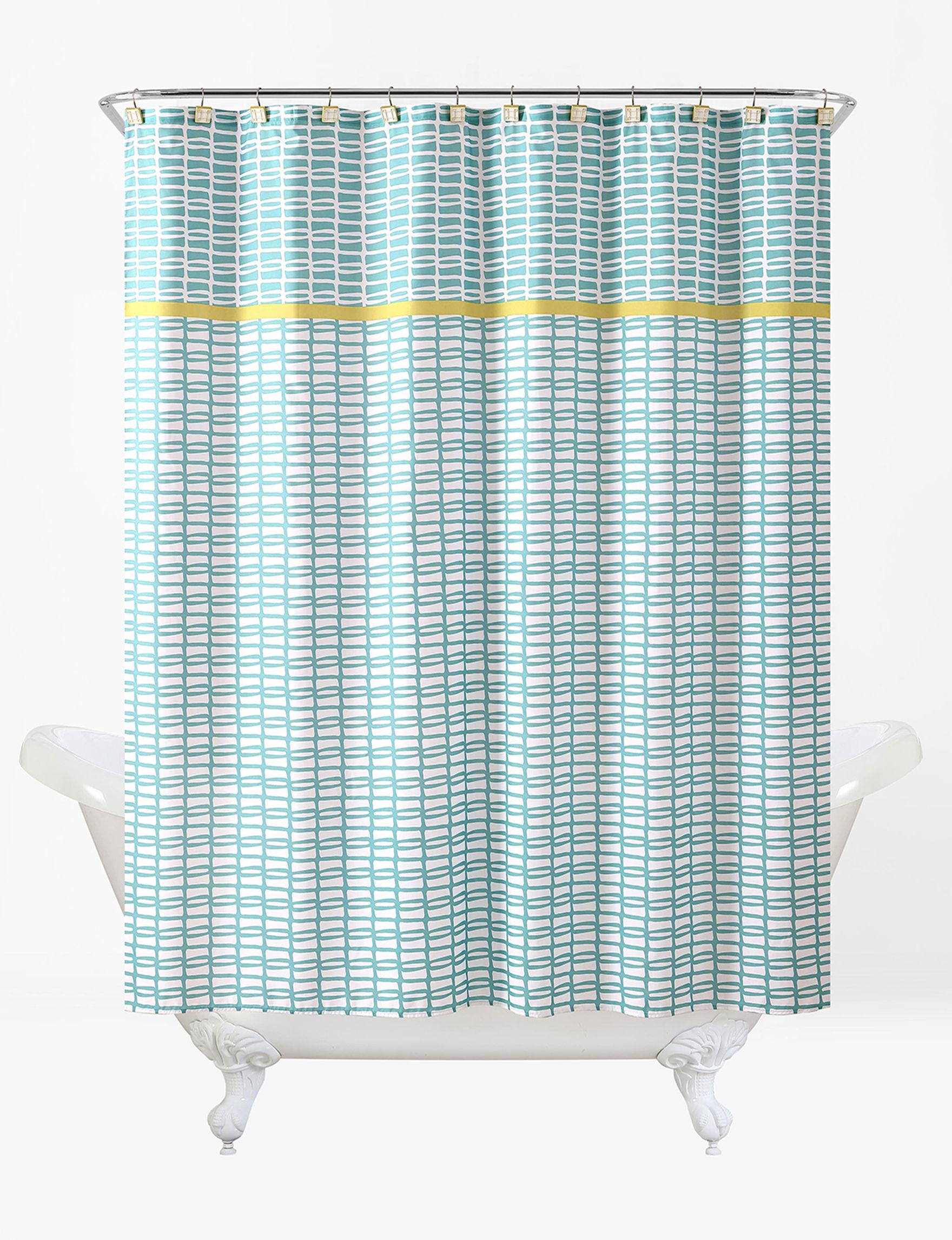 Clairebella  Bath Accessories Bath Rugs & Mats Shower Curtains & Hooks