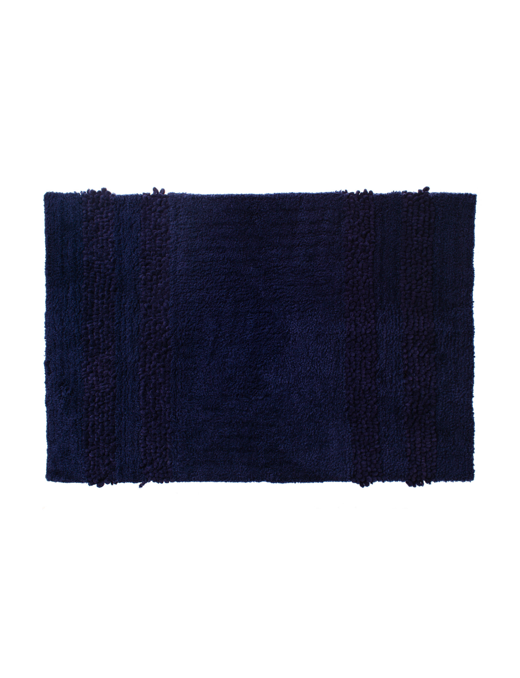 Great Hotels Collection Navy Bath Rugs & Mats