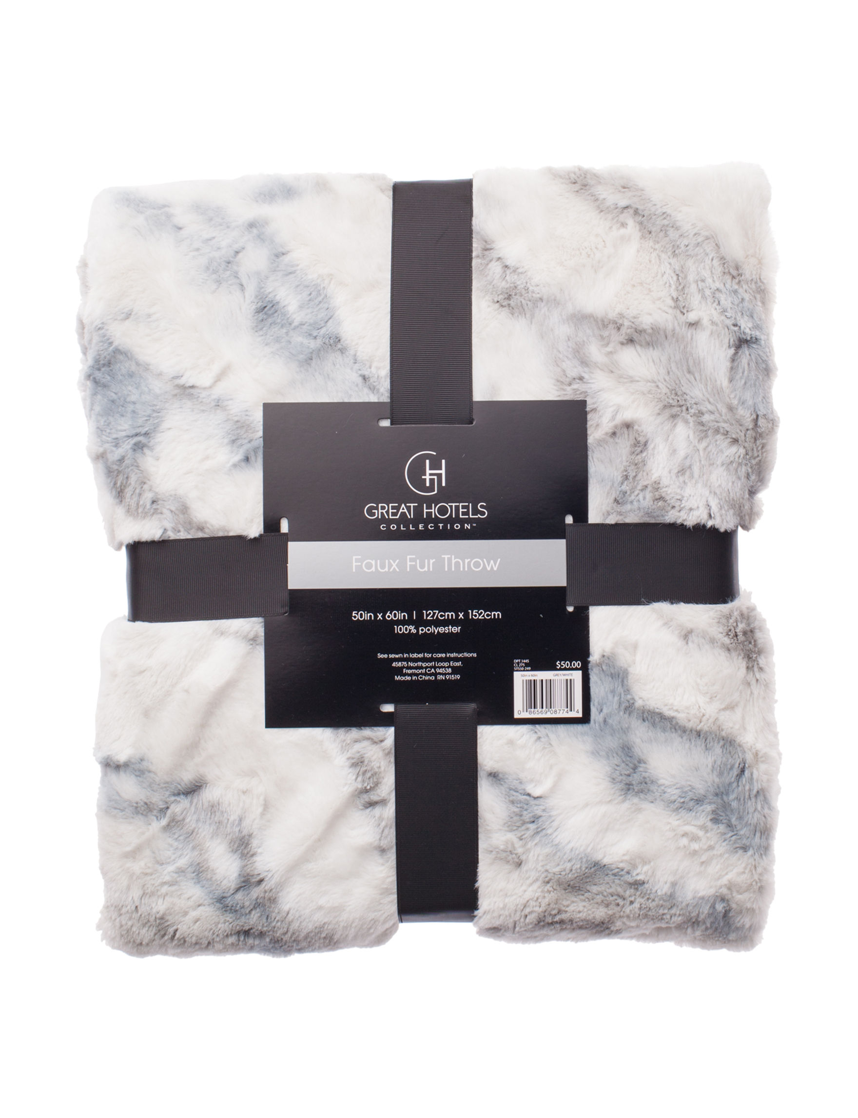 Great Hotels Collection  Blankets & Throws