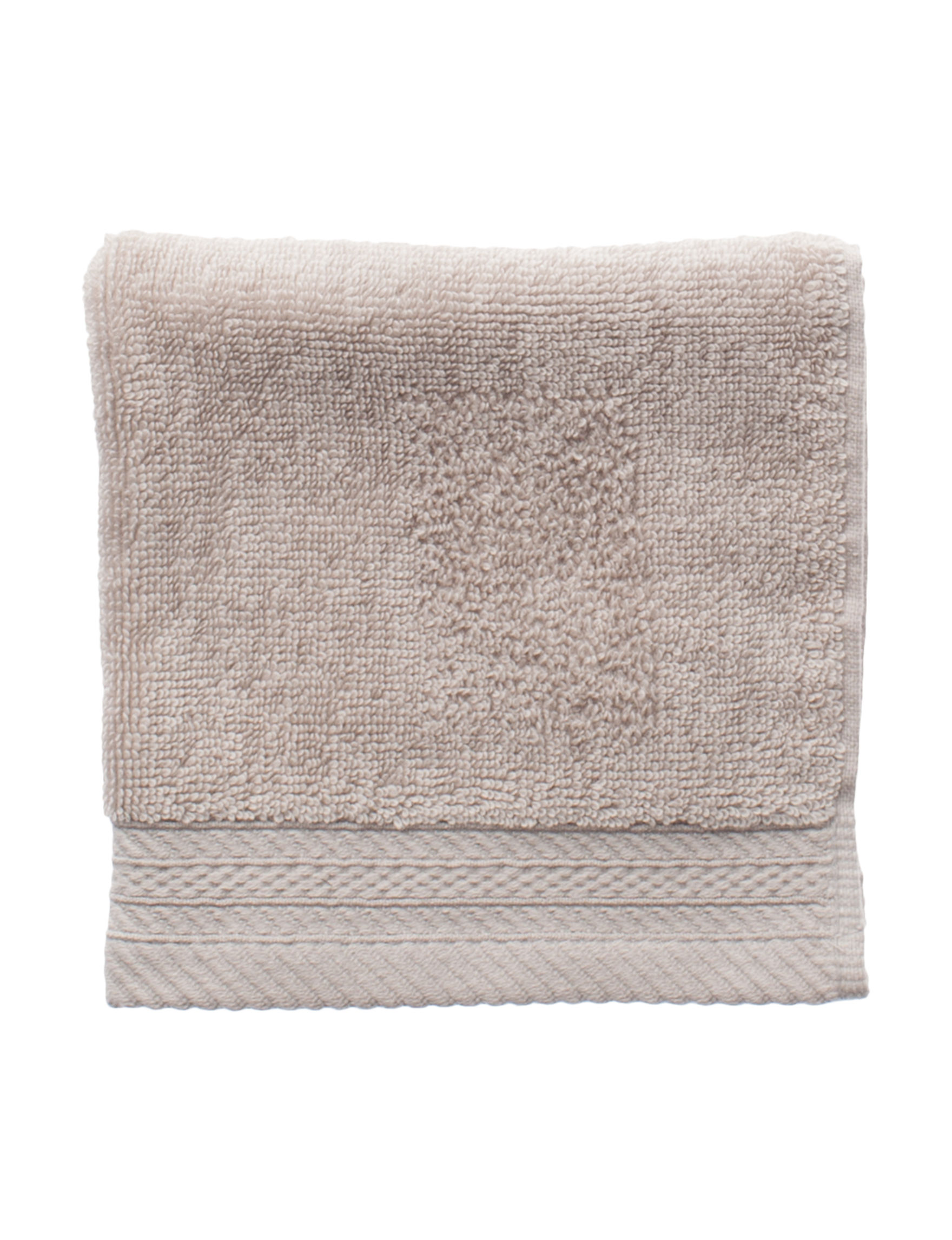 Great Hotels Collection Grey Washcloths Towels