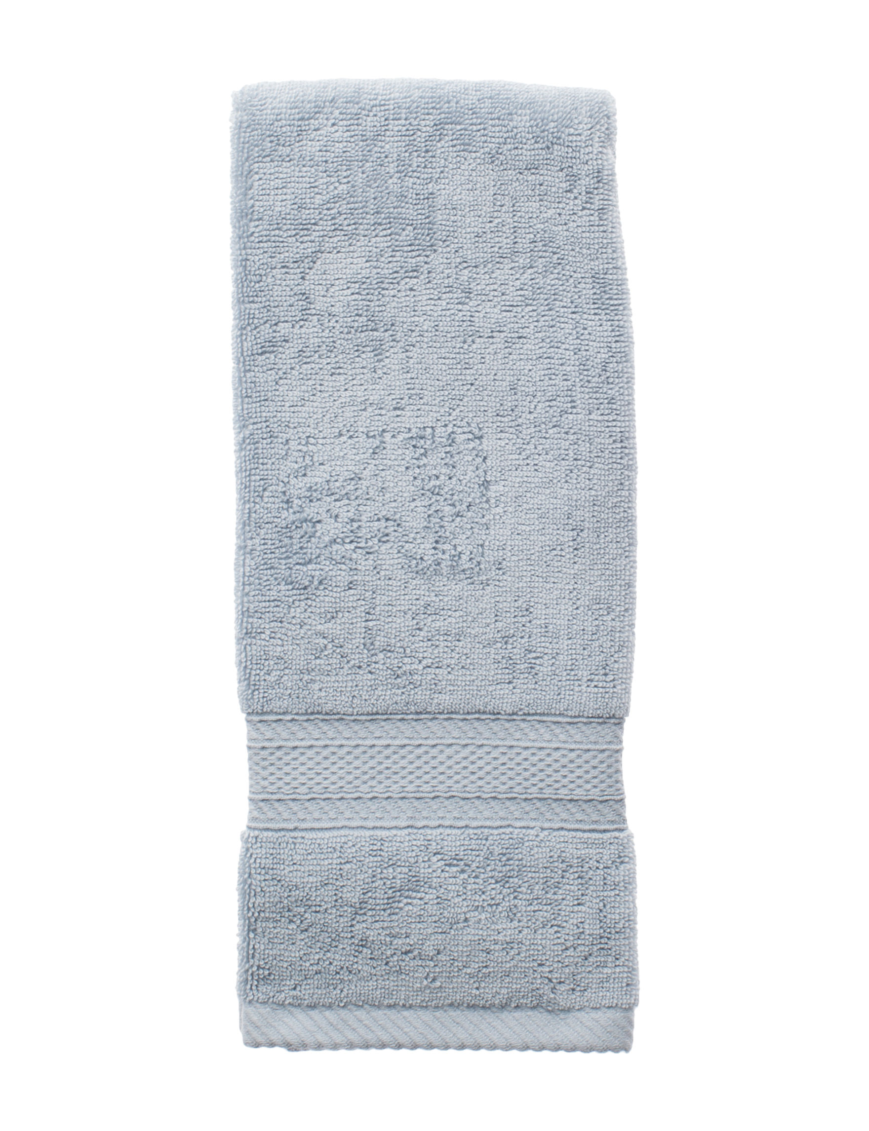 Great Hotels Collection Blue Hand Towels Towels