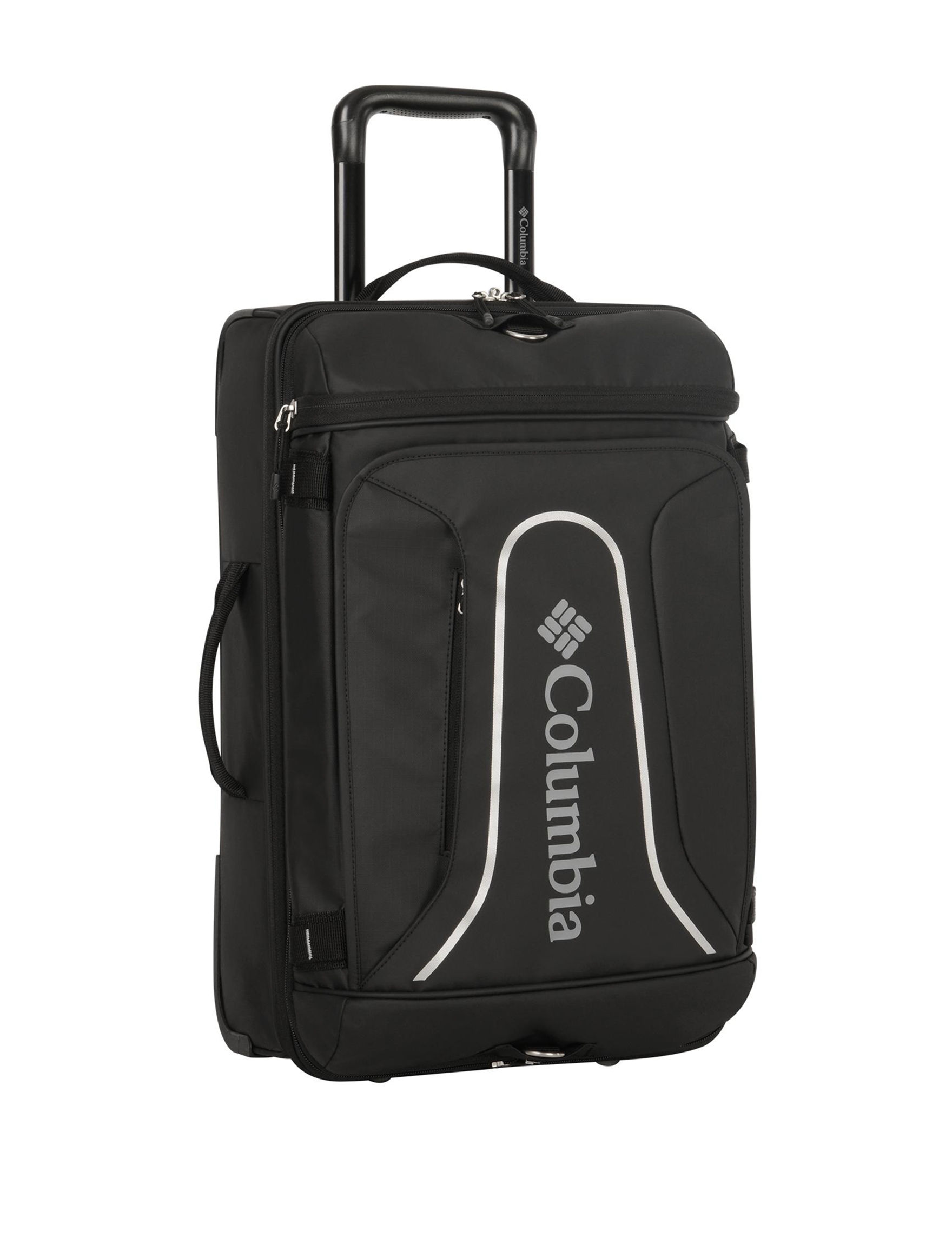 Columbia Black Carry On Luggage