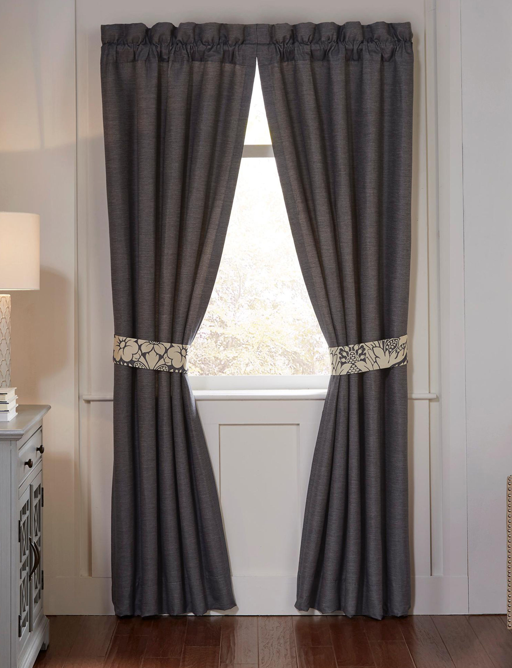 shop drapes denim in design kendall dressing recycled a blackout from curtains panel curtain jeans made room sydney eclipse