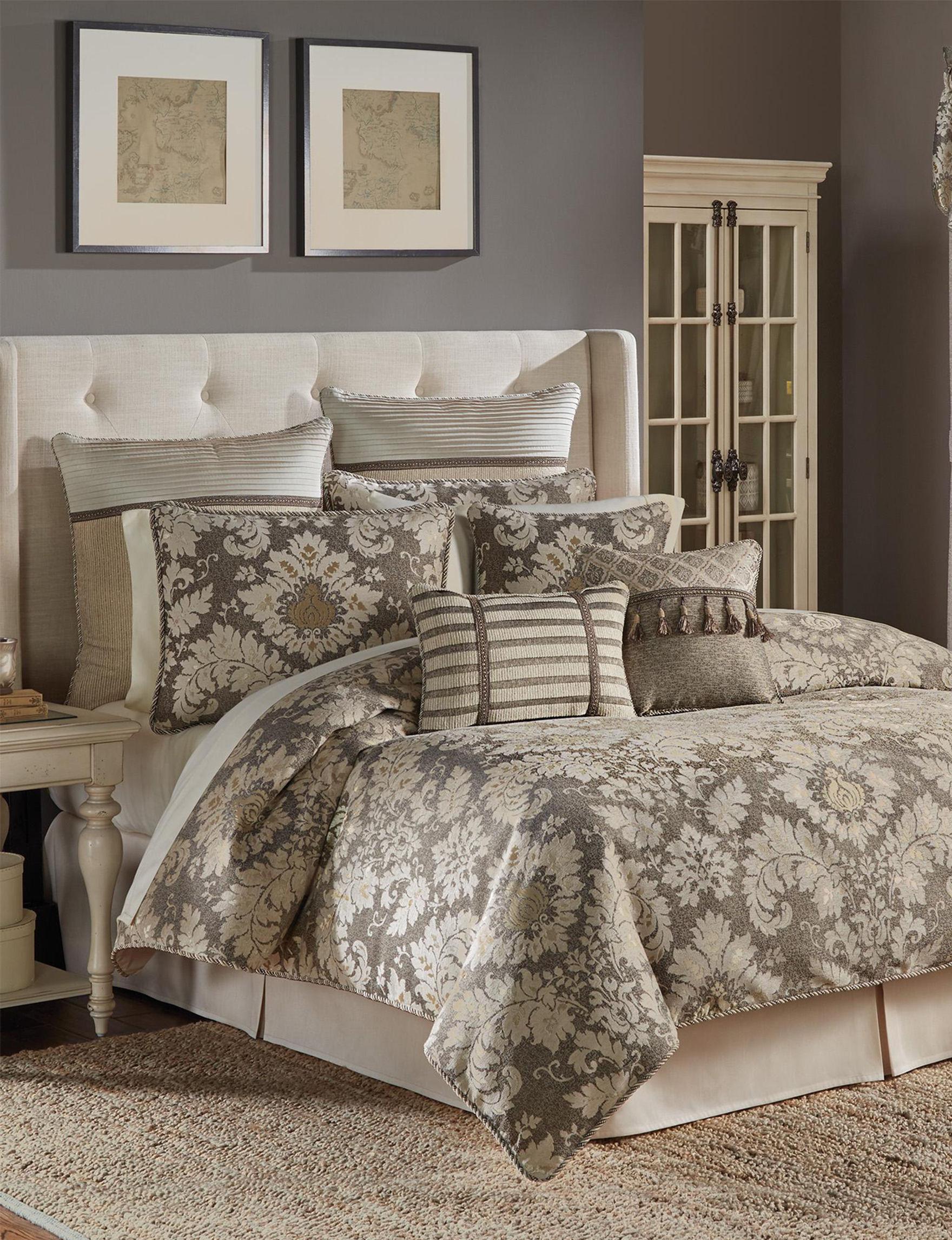 Croscill Natural Comforters & Comforter Sets