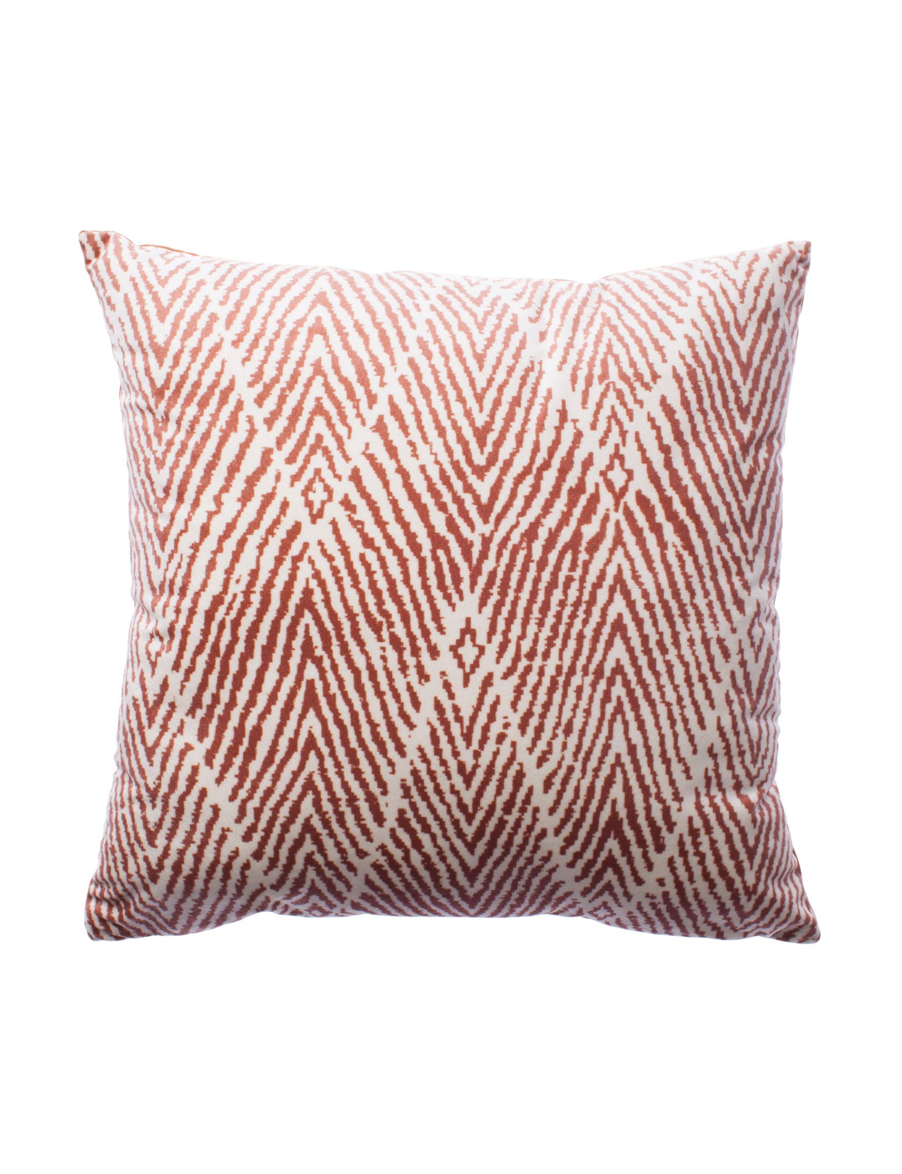 Deco Brown Decorative Pillows