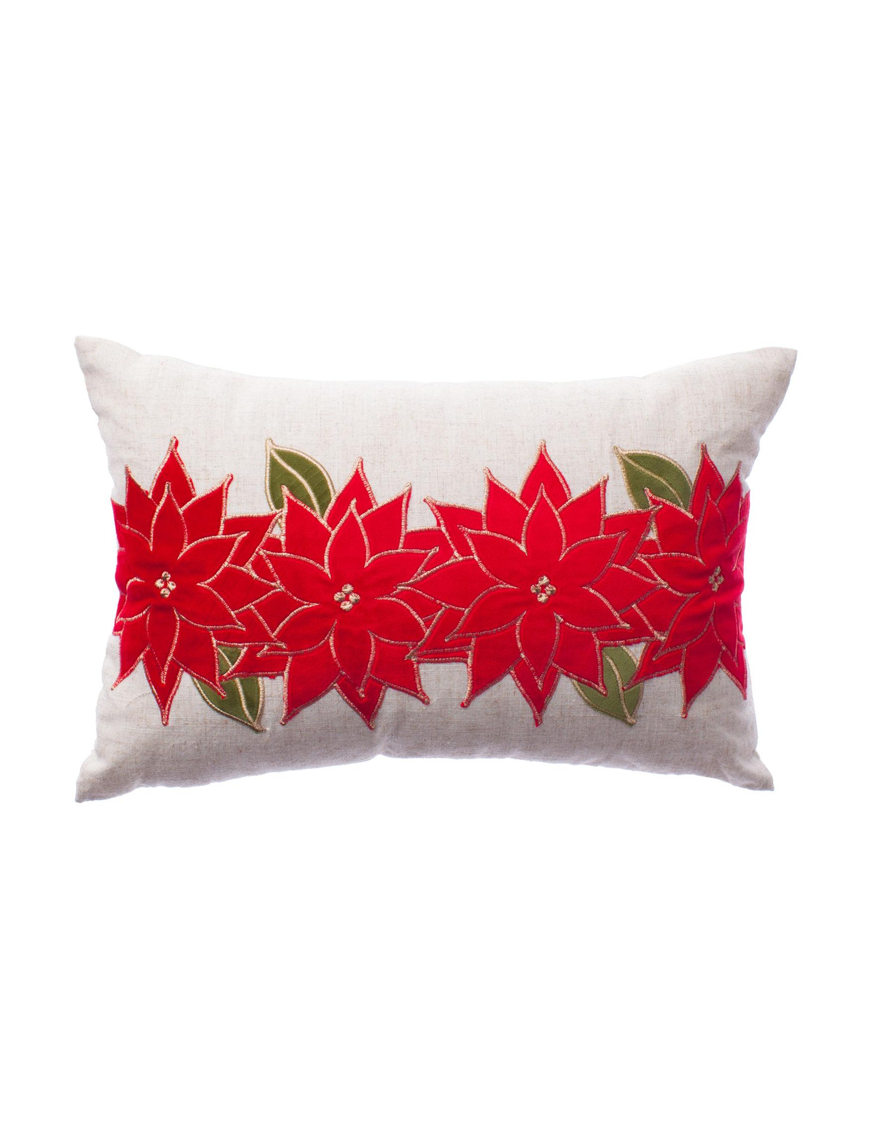 Deco Brown Multi Decorative Pillows