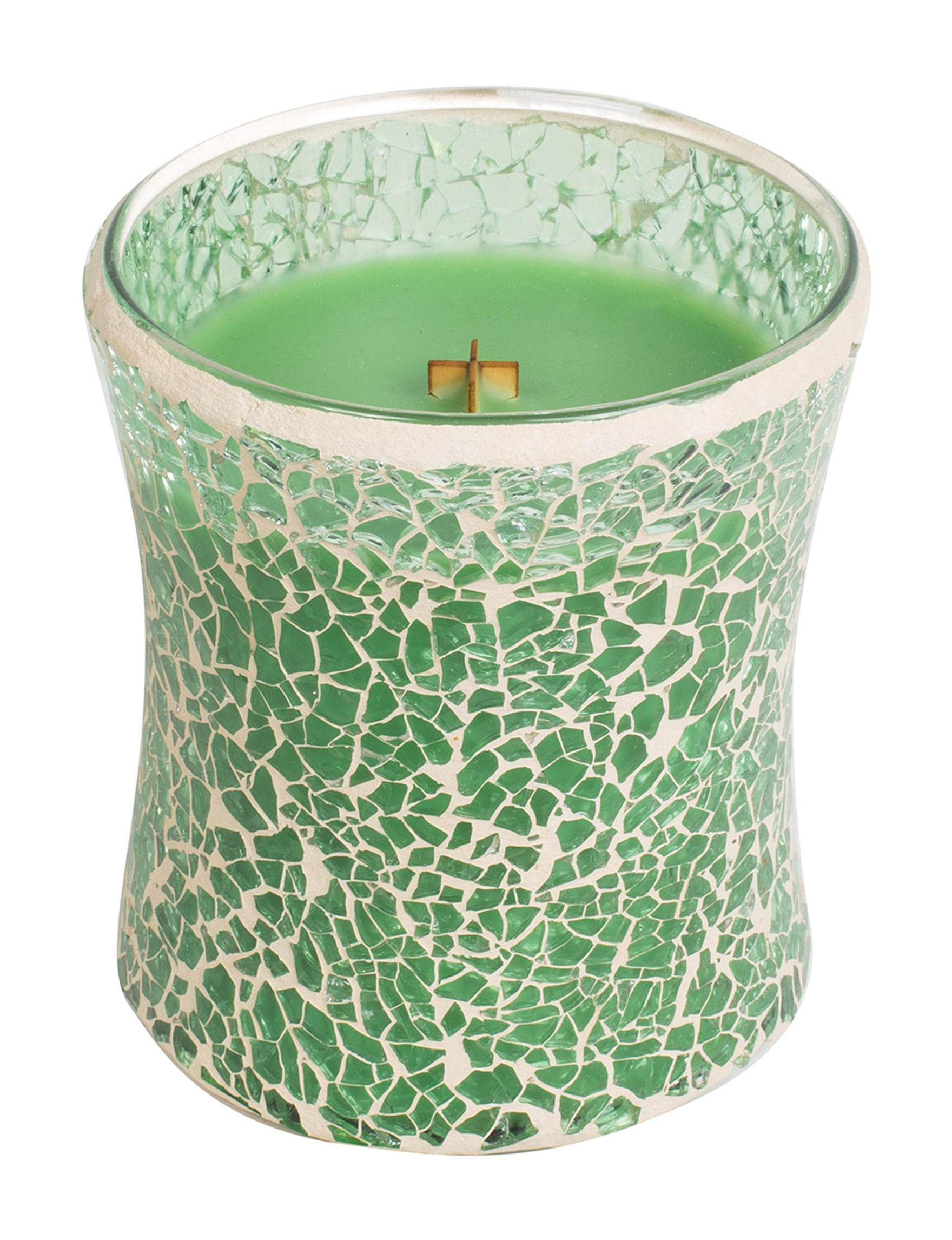 Woodwick Green Candles Candles & Diffusers
