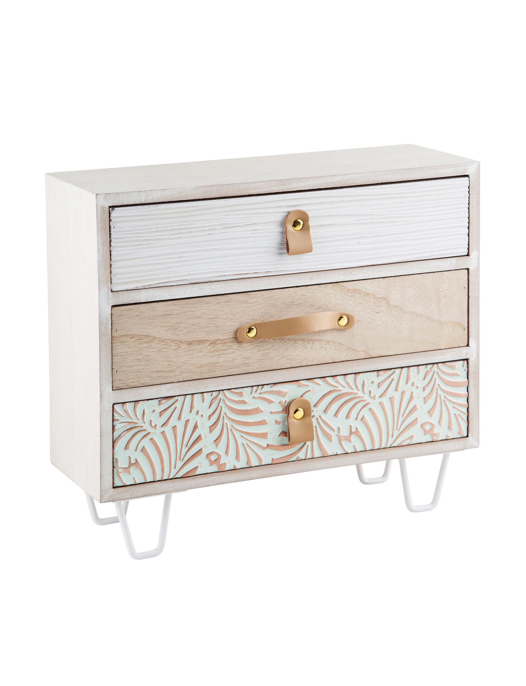 Home Essentials Beige Decorative Objects Storage & Organization