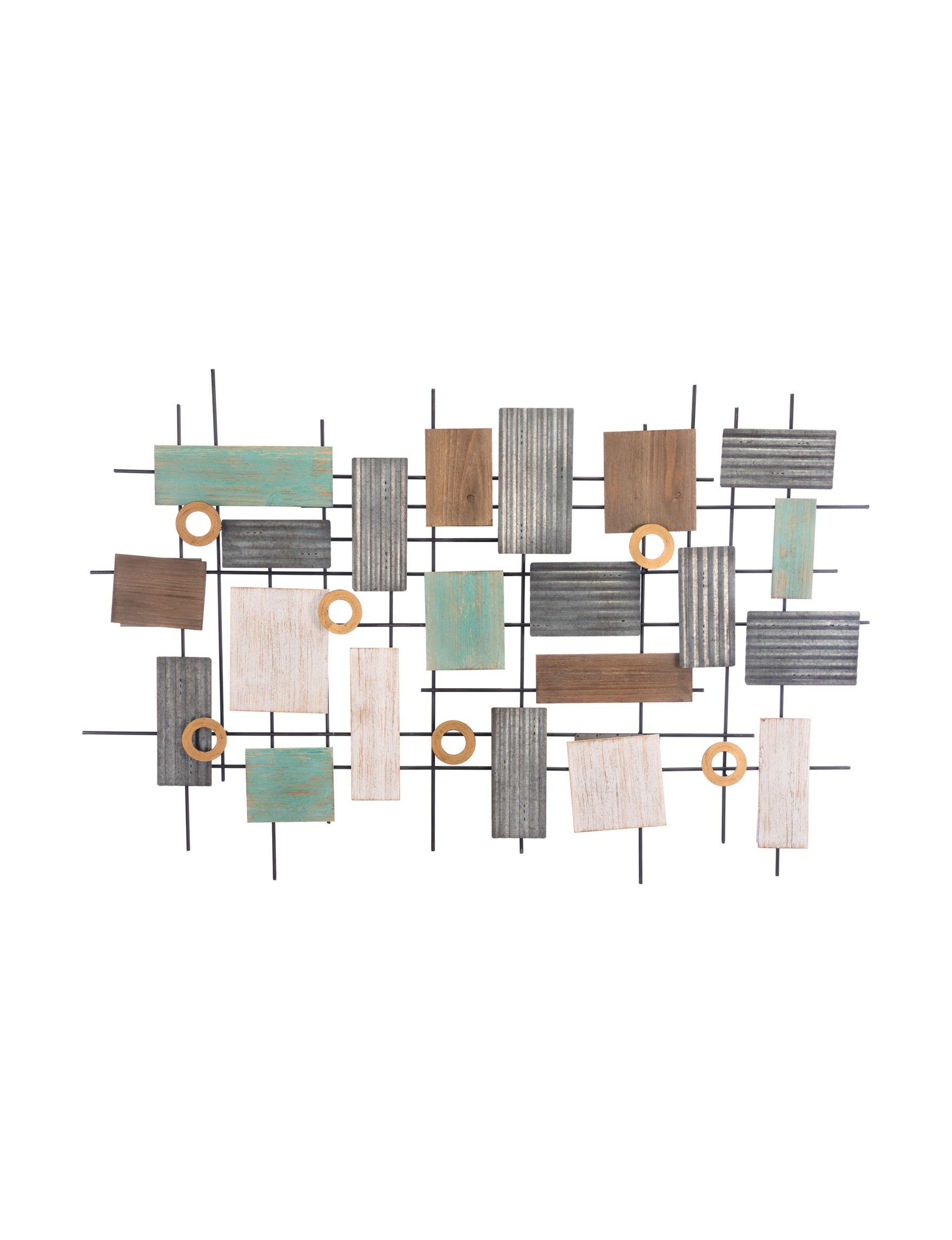 Zuo Modern  Wall Art Home Accents Wall Decor