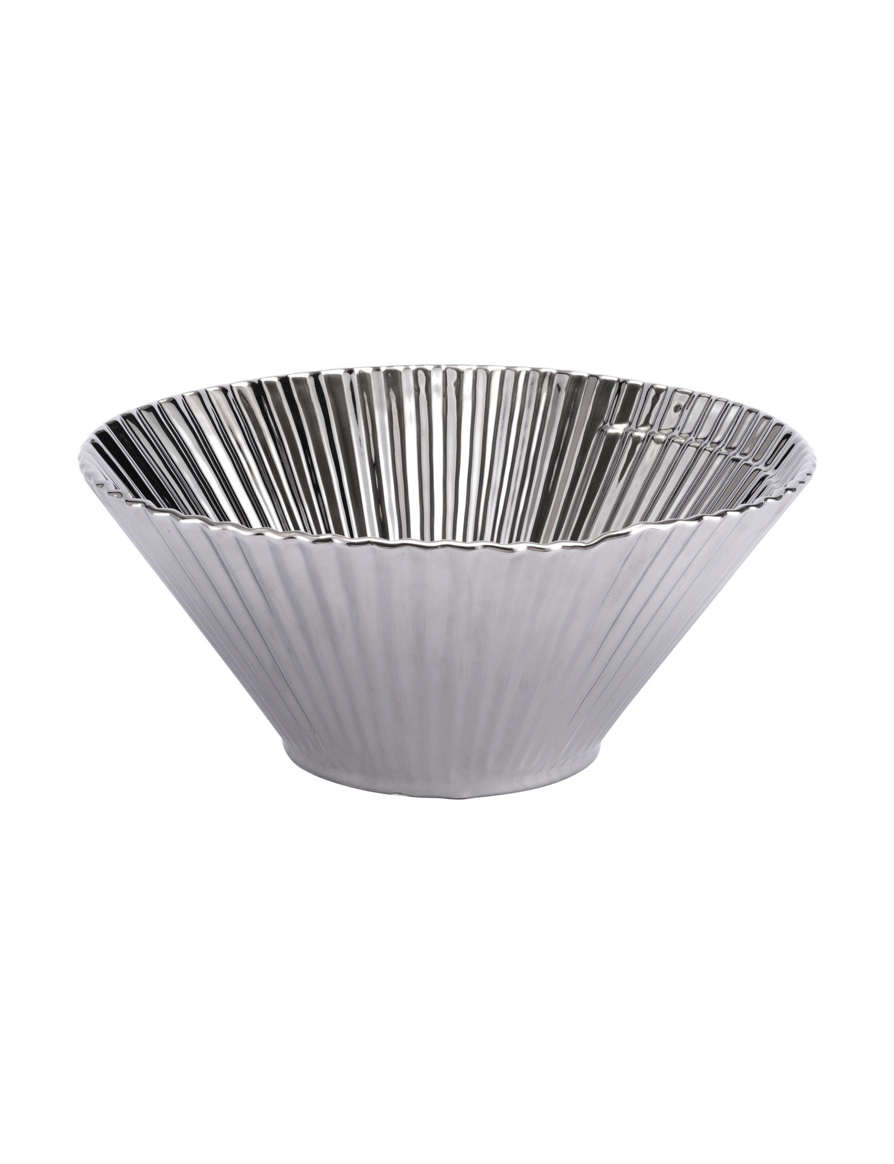 Zuo Modern Silver Vases & Decorative Bowls Home Accents