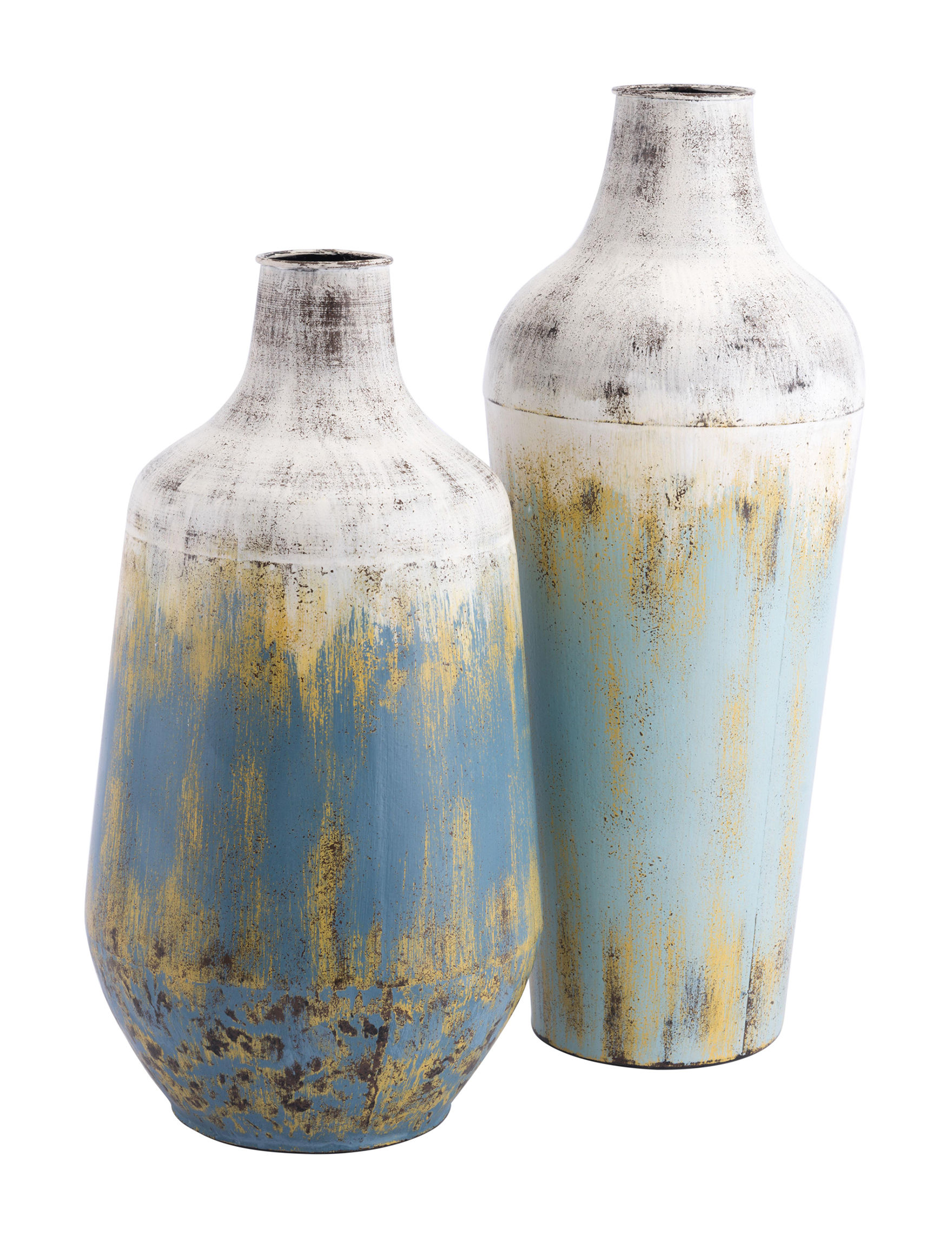 Zuo Modern Light Blue Vases & Decorative Bowls Home Accents