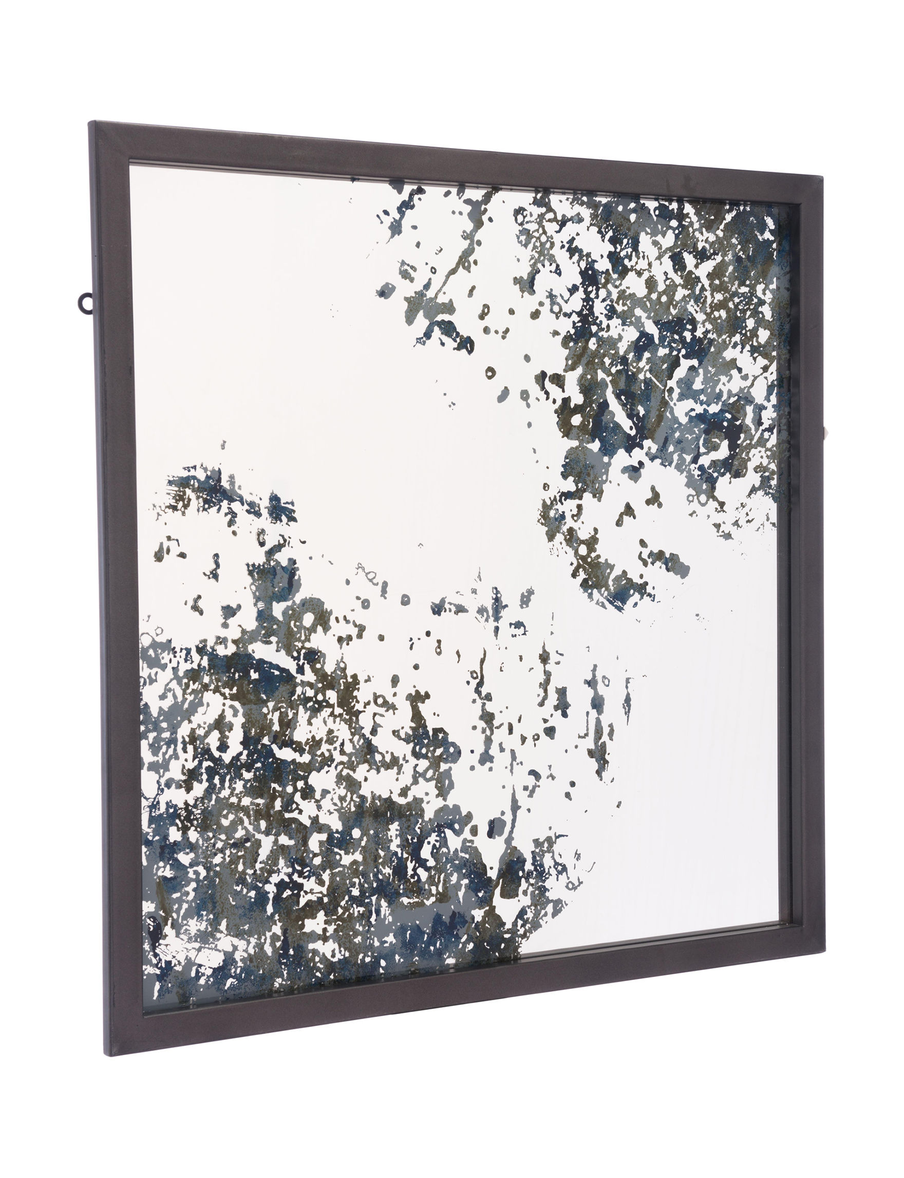 Zuo Modern Turquoise Mirrors Wall Decor
