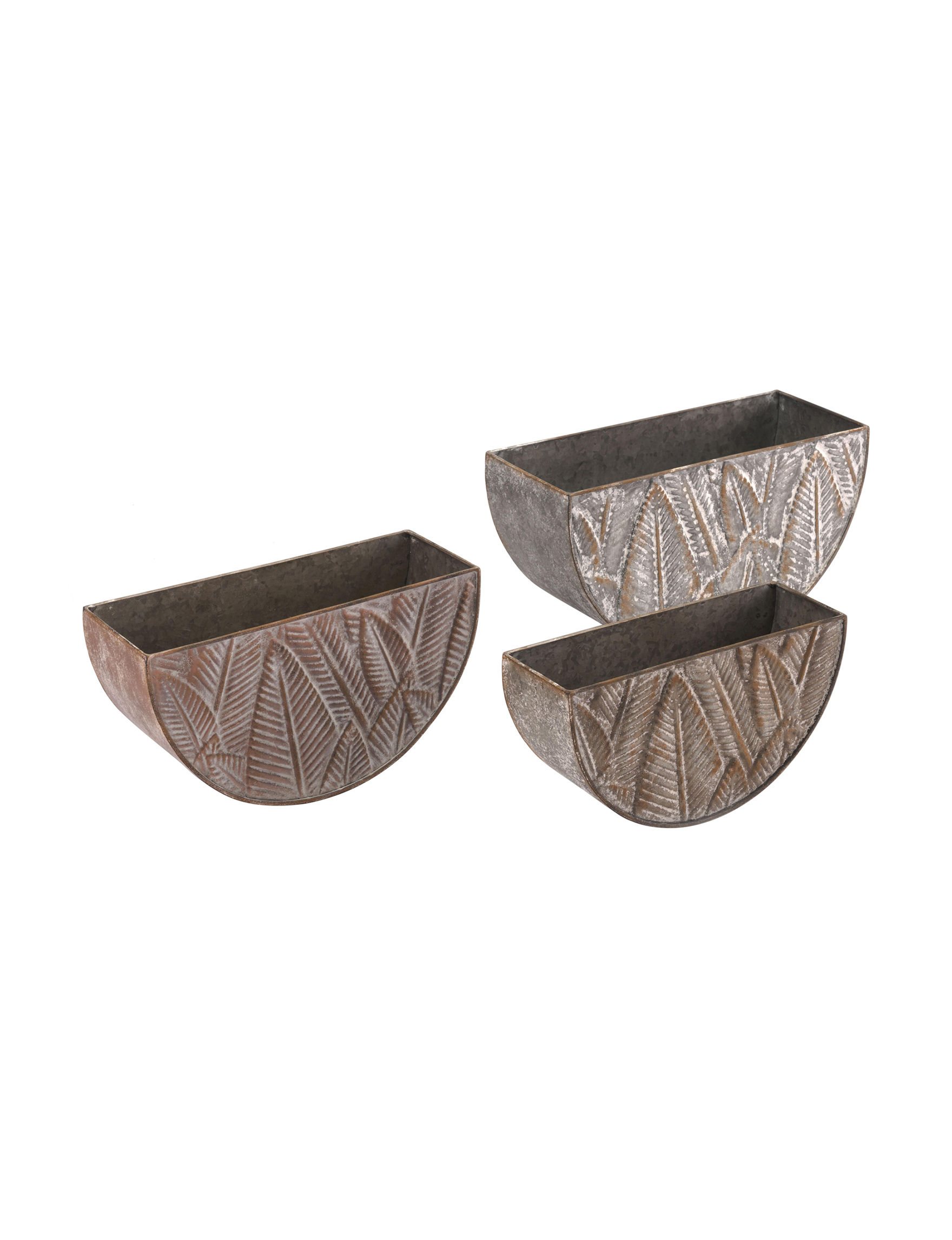Zuo Modern  Decorative Objects Garden Decor & Planters Home Accents Outdoor Decor