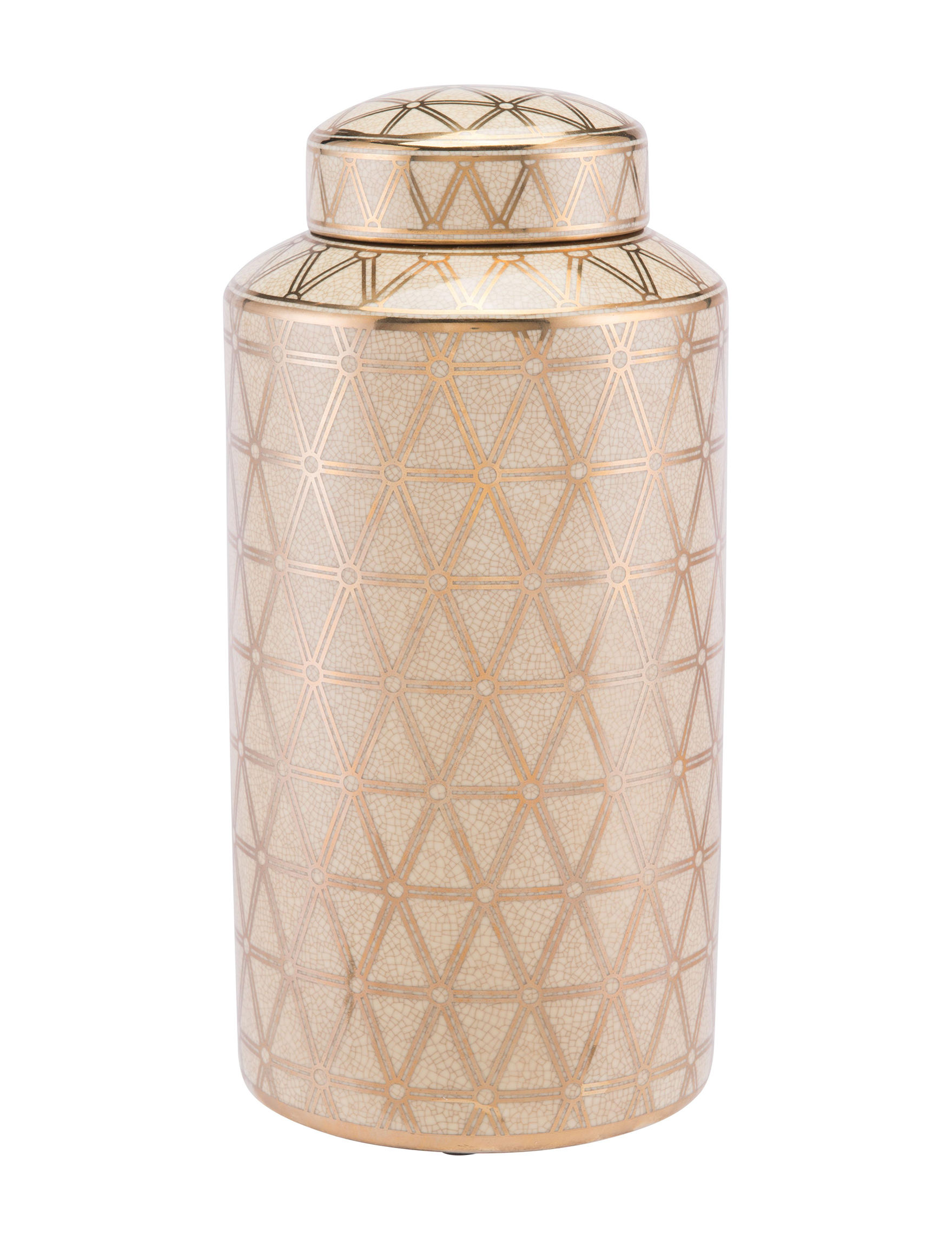 Zuo Modern Gold Decorative Objects Home Accents