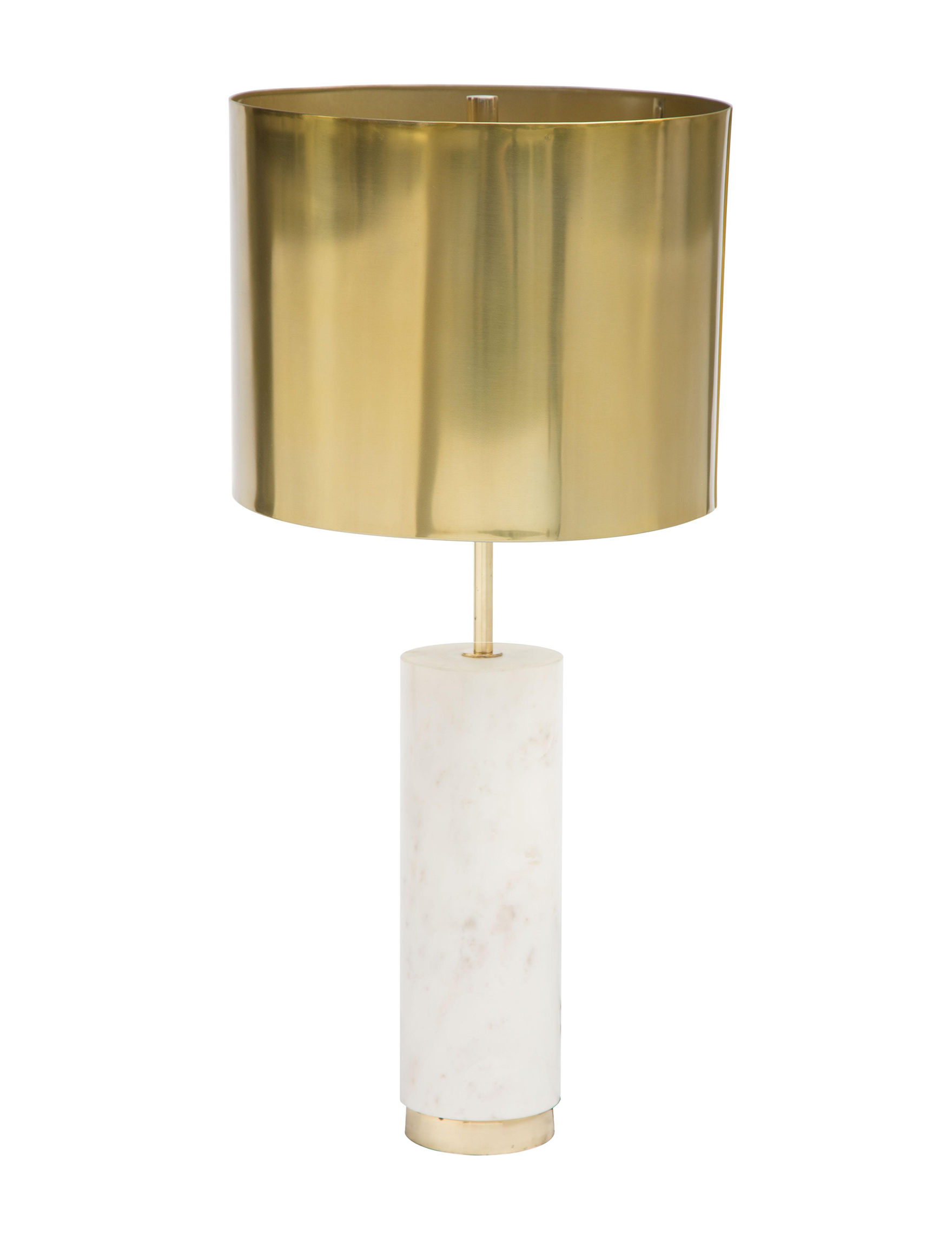 Zuo Modern Gold Table Lamps Lighting & Lamps