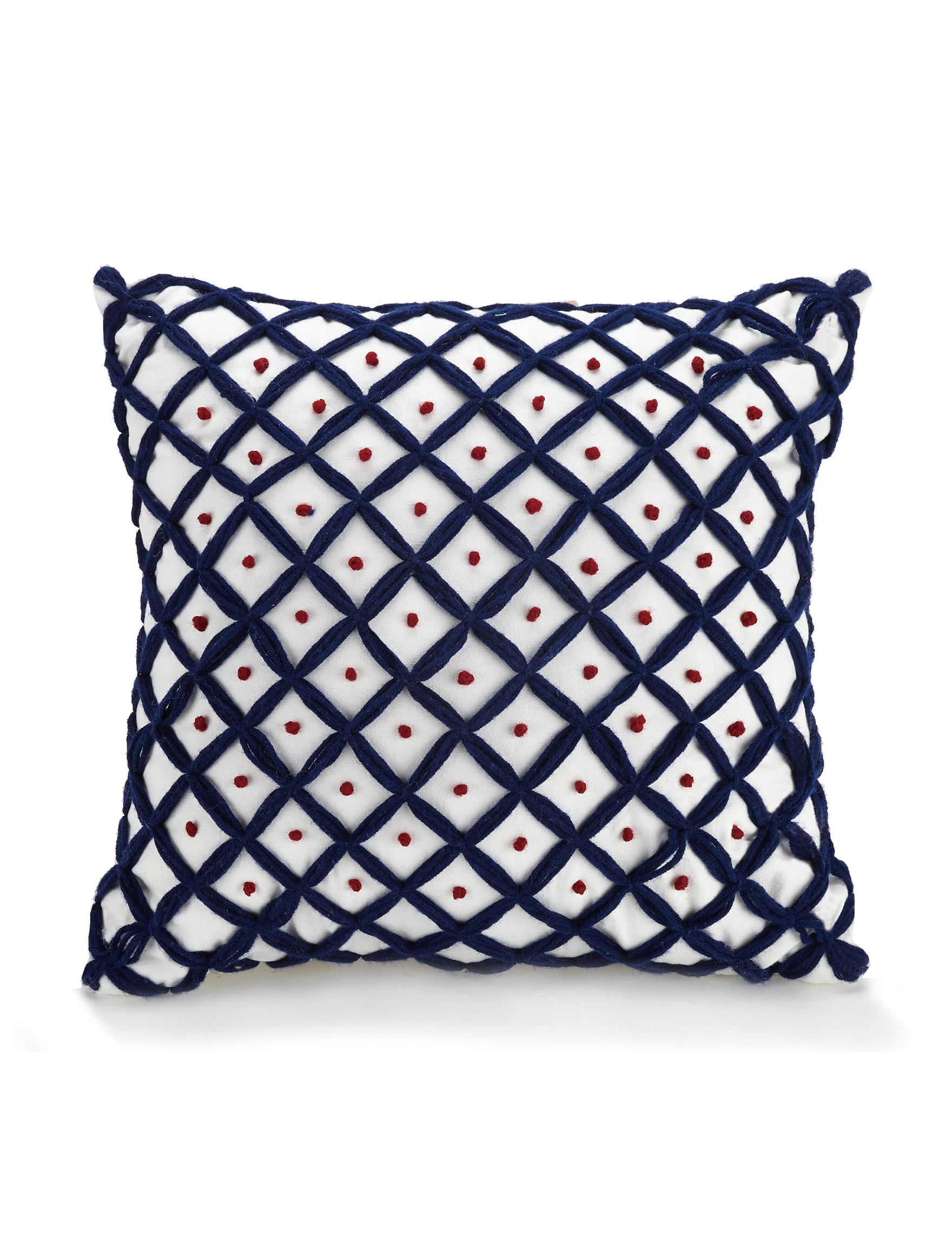 Jessica Simpson Blue Decorative Pillows