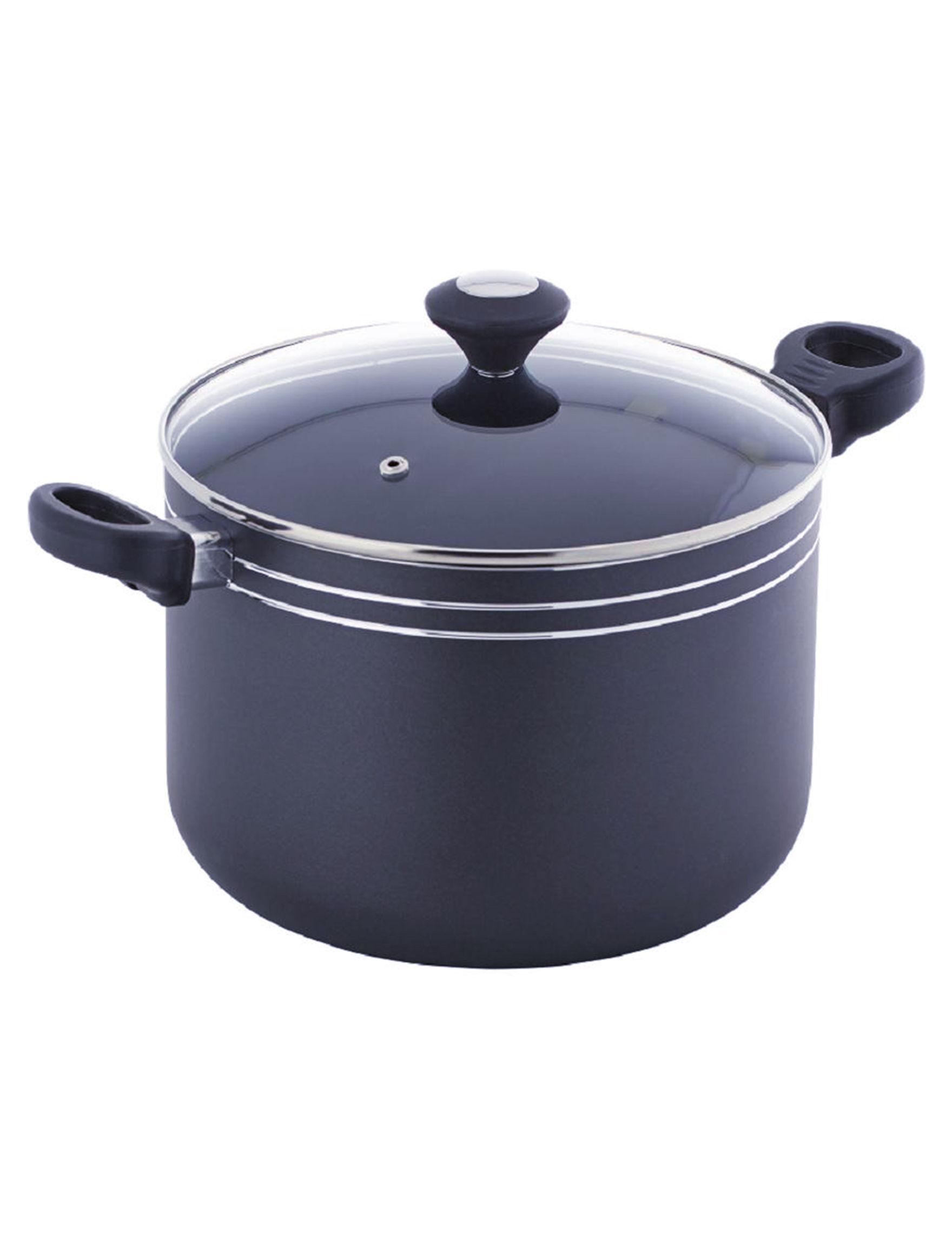 Smart Living Black Pots & Dutch Ovens Cookware