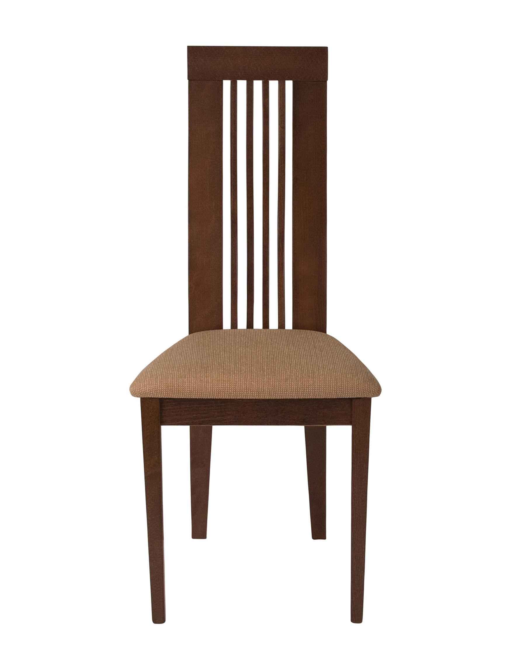 Flash Furniture Walnut Dining Chairs Kitchen & Dining Furniture