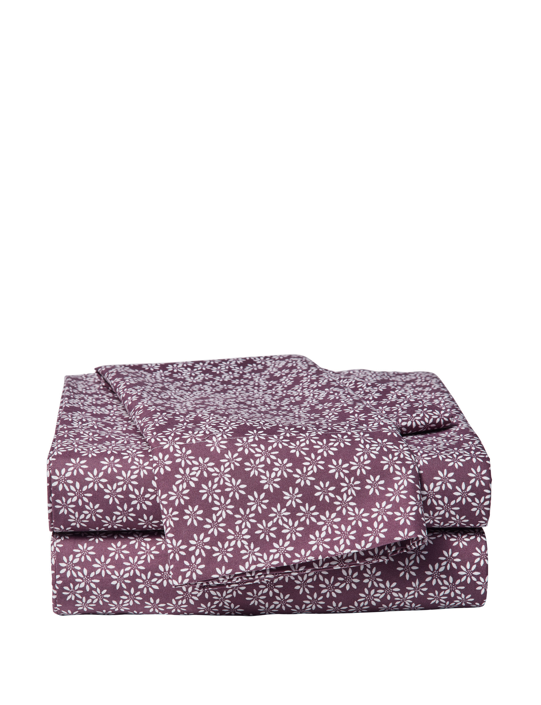 Great Hotels Collection Purple Sheets