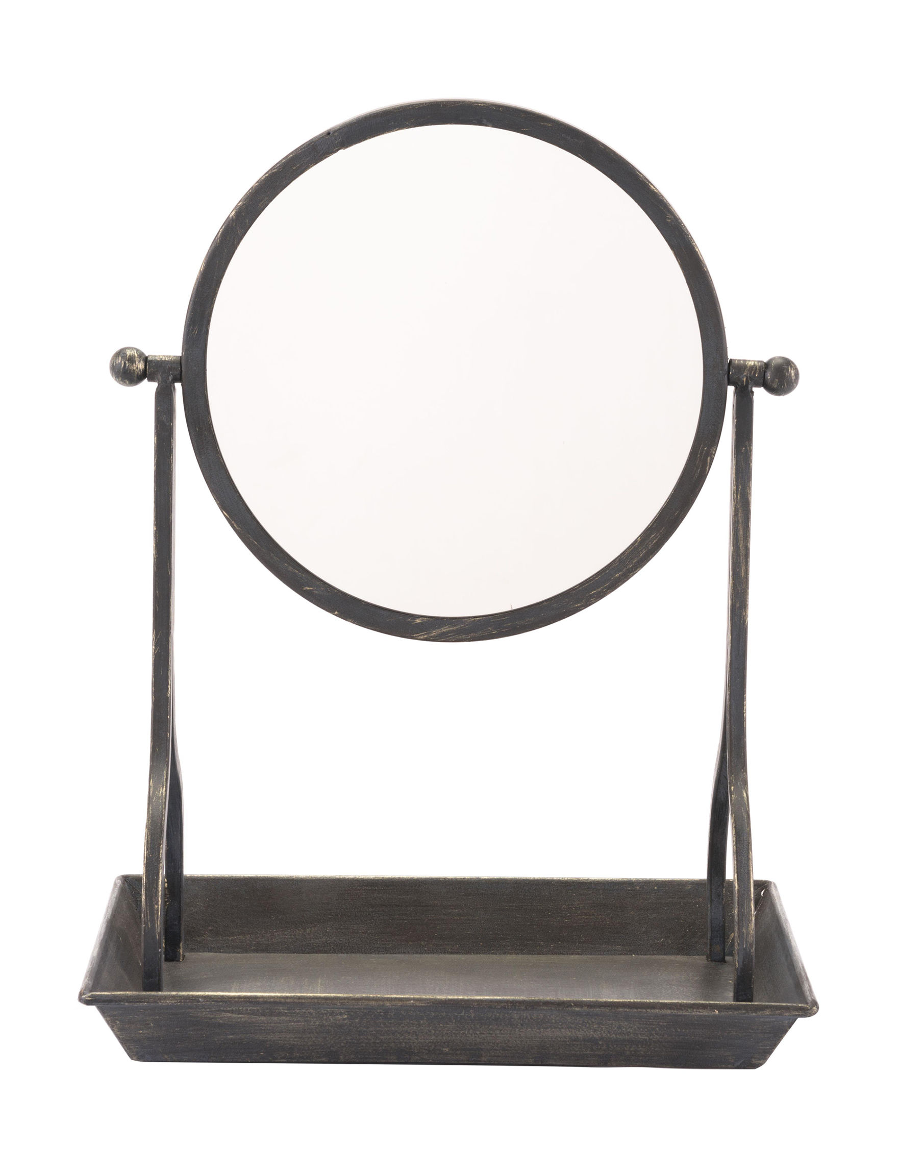 Zuo Modern Black Mirrors Home Accents