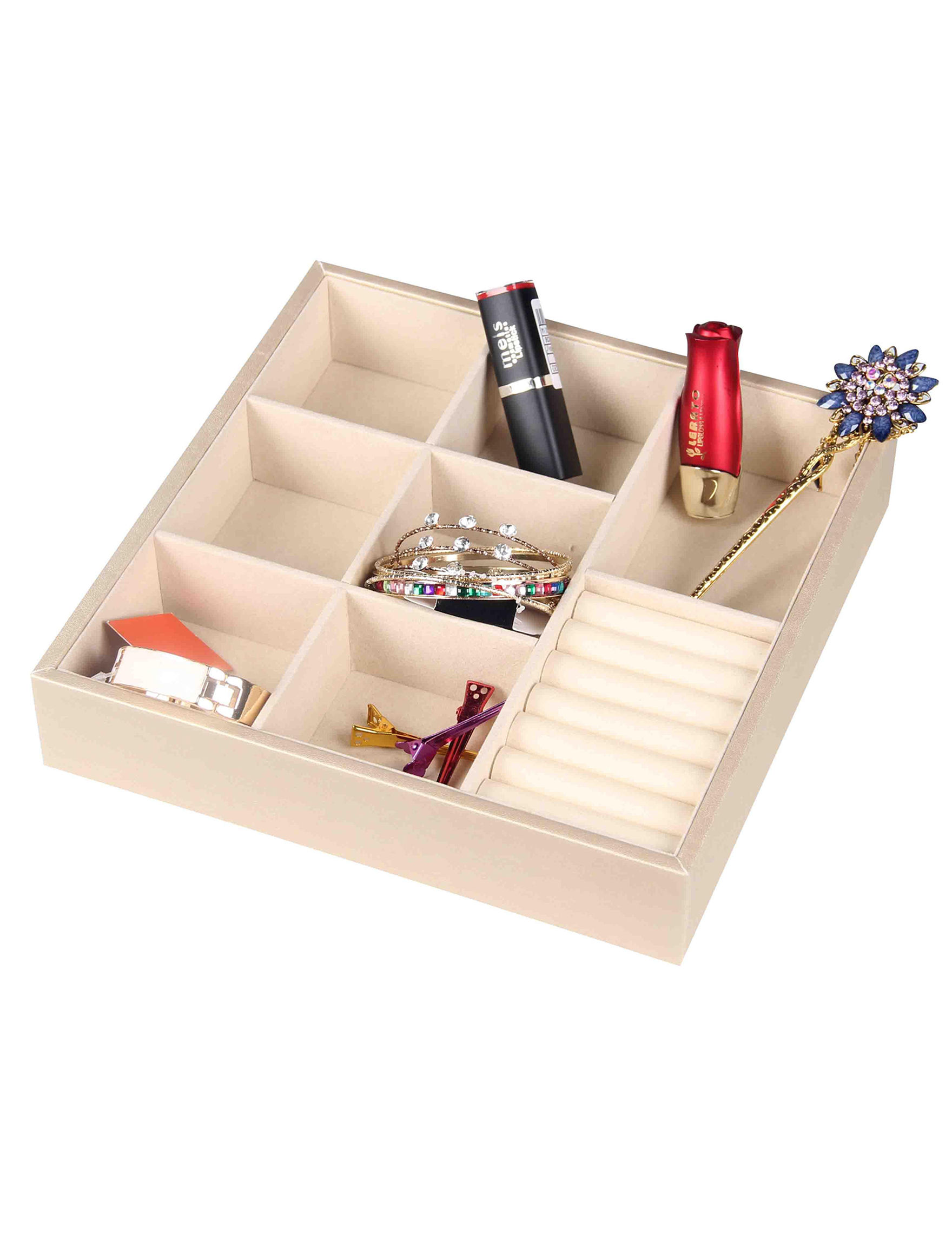 Home Basics Large Jewelry Organizer