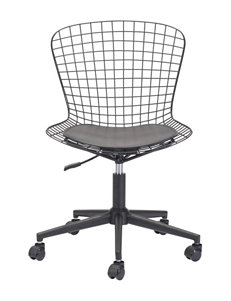 Zuo Modern Black Desk Chairs Office Chairs Home Office Furniture