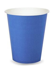 BuySeasons Dark Blue Party Decor Party Tableware
