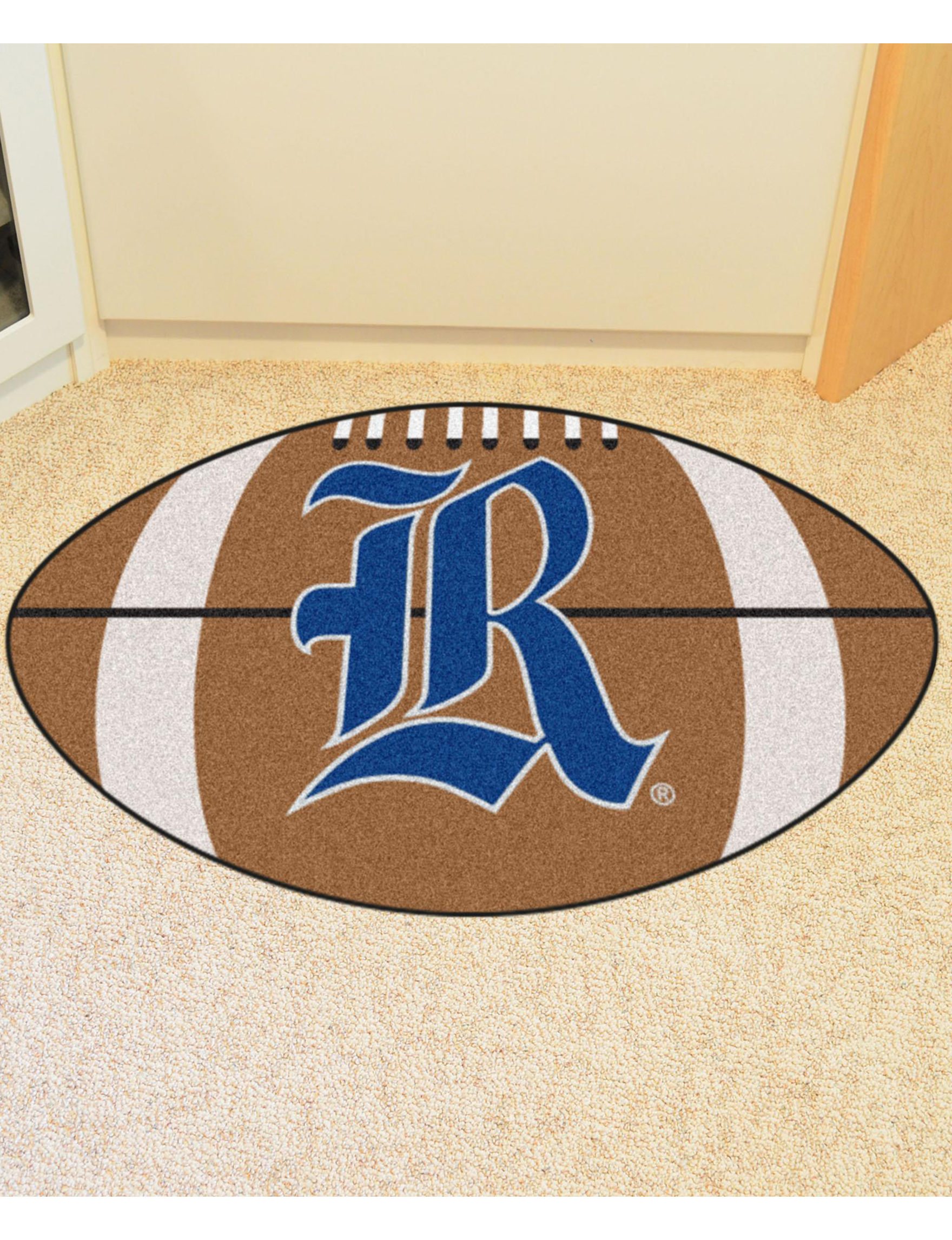 Fanmats Blue Accent Rugs Rugs