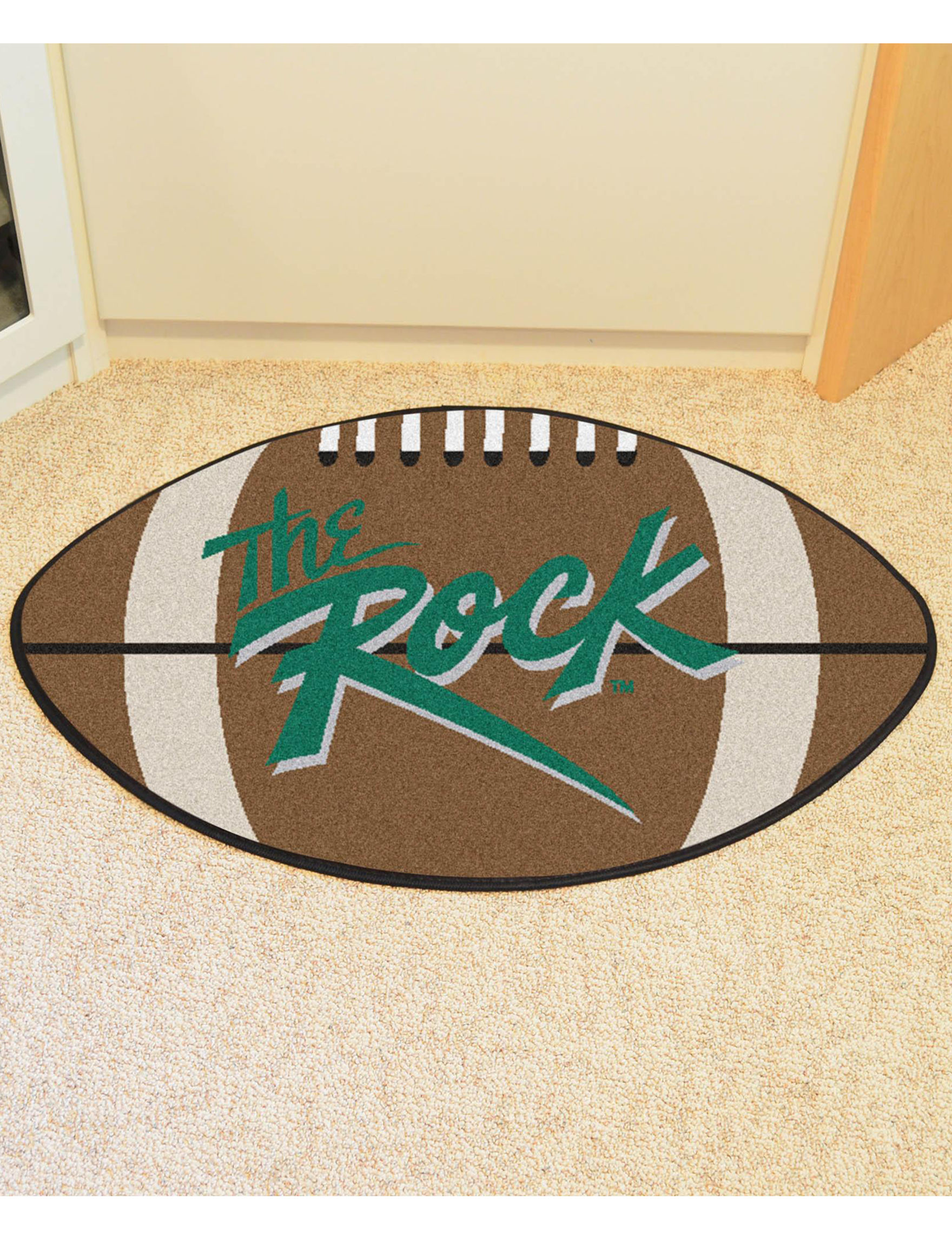 Fanmats Green Accent Rugs Rugs