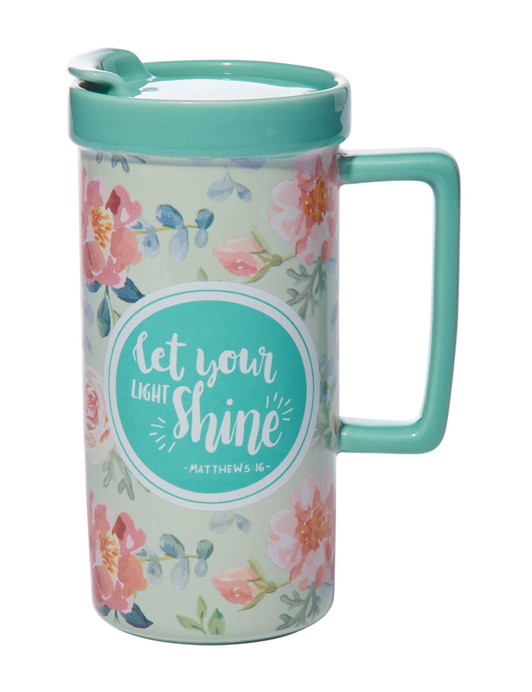 Core Home Mint Mugs Drinkware