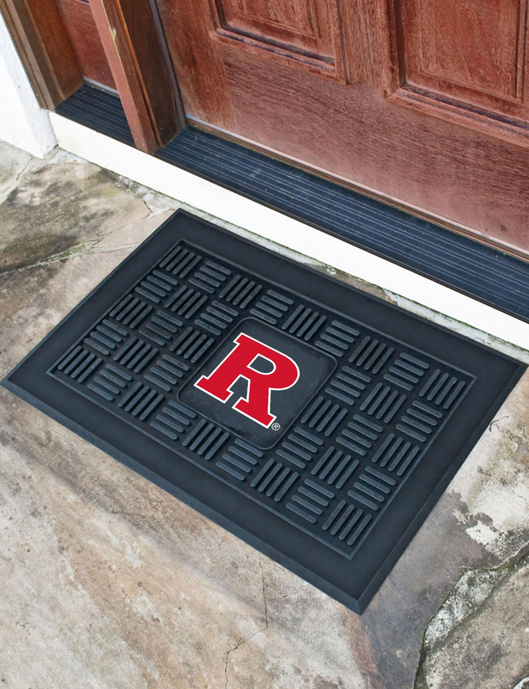 Fanmats Red Accent Rugs Rugs