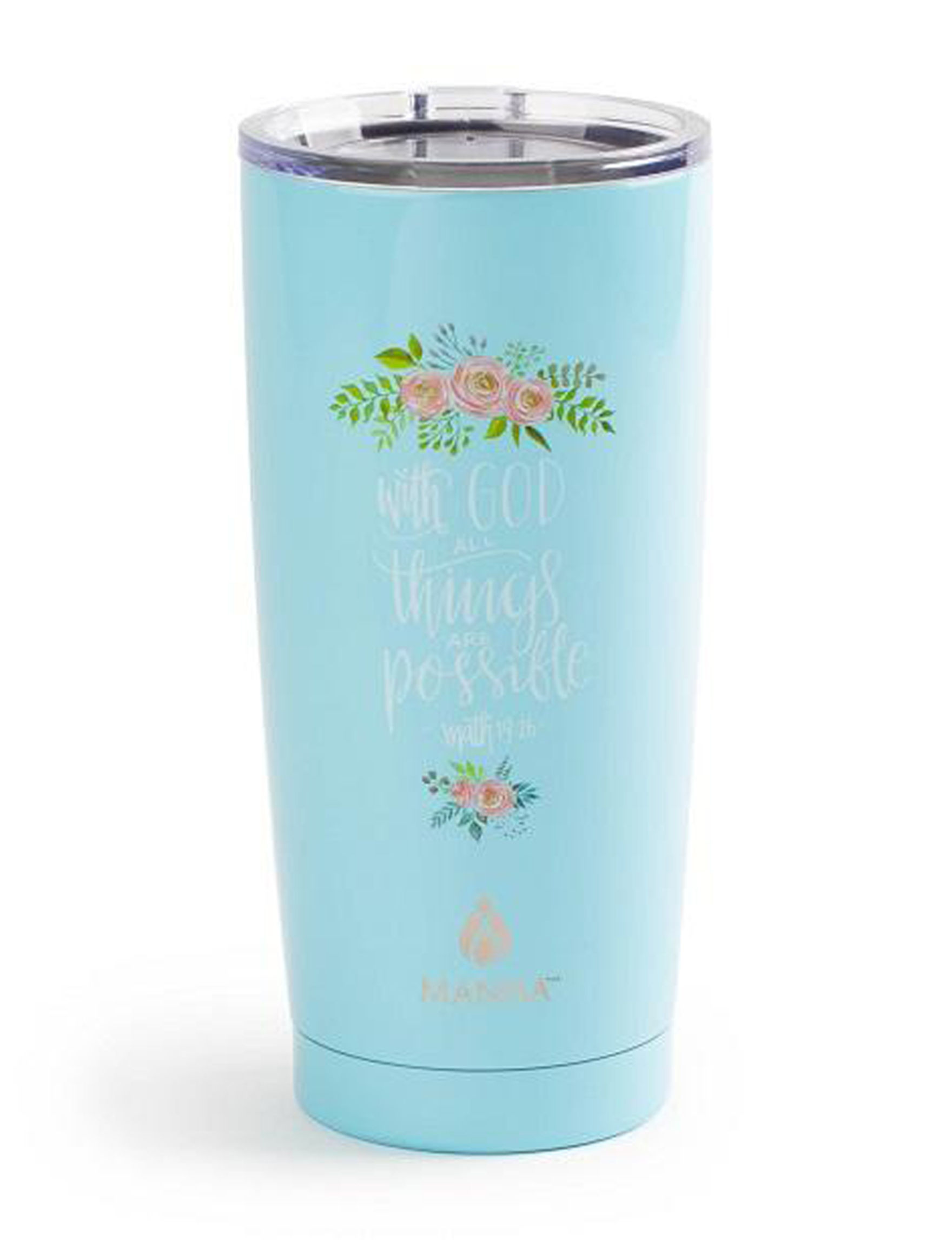 Core Home Light Blue Everyday Cups & Glasses Drinkware