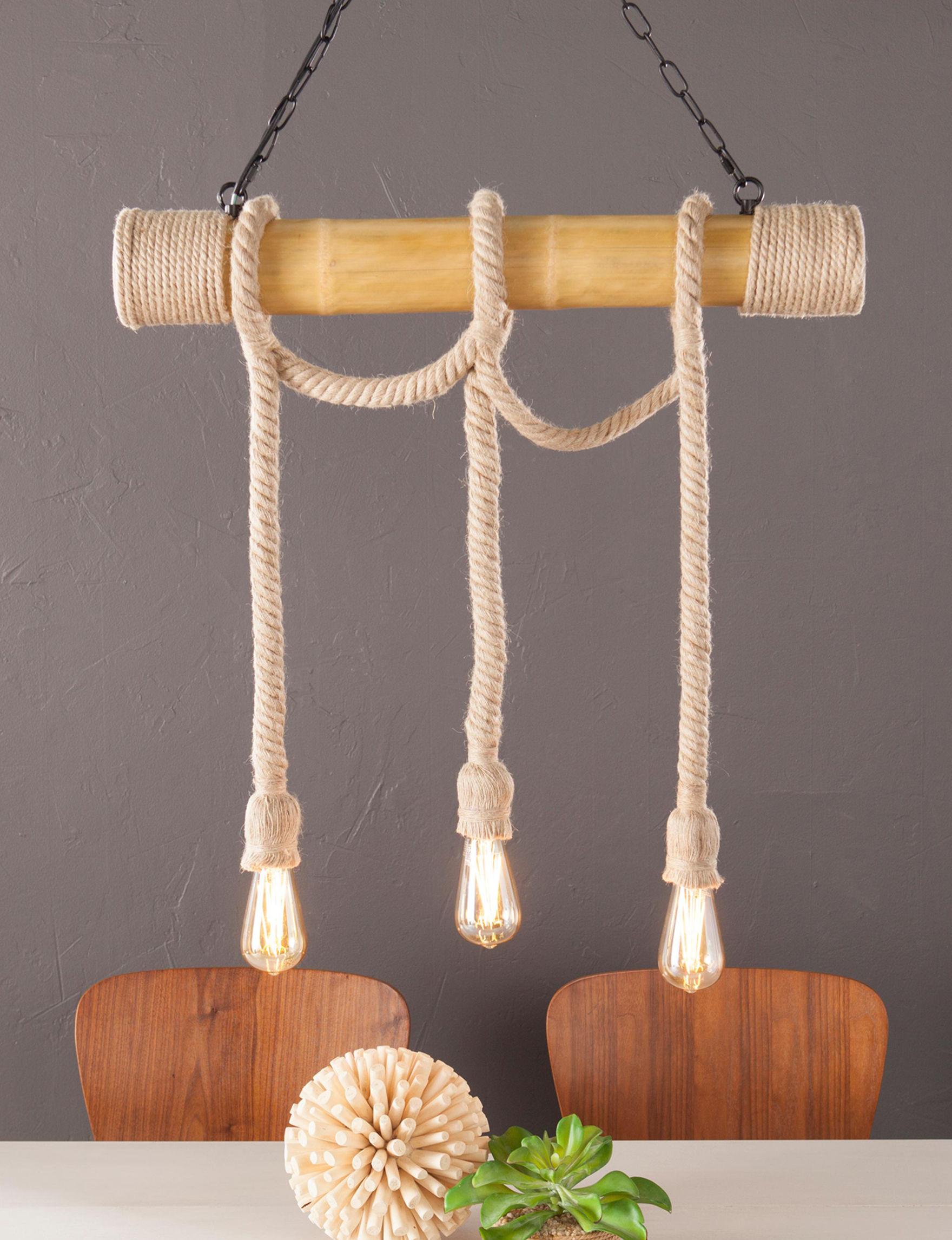 Southern Enterprises Natural Lights & Lanterns Lighting & Lamps